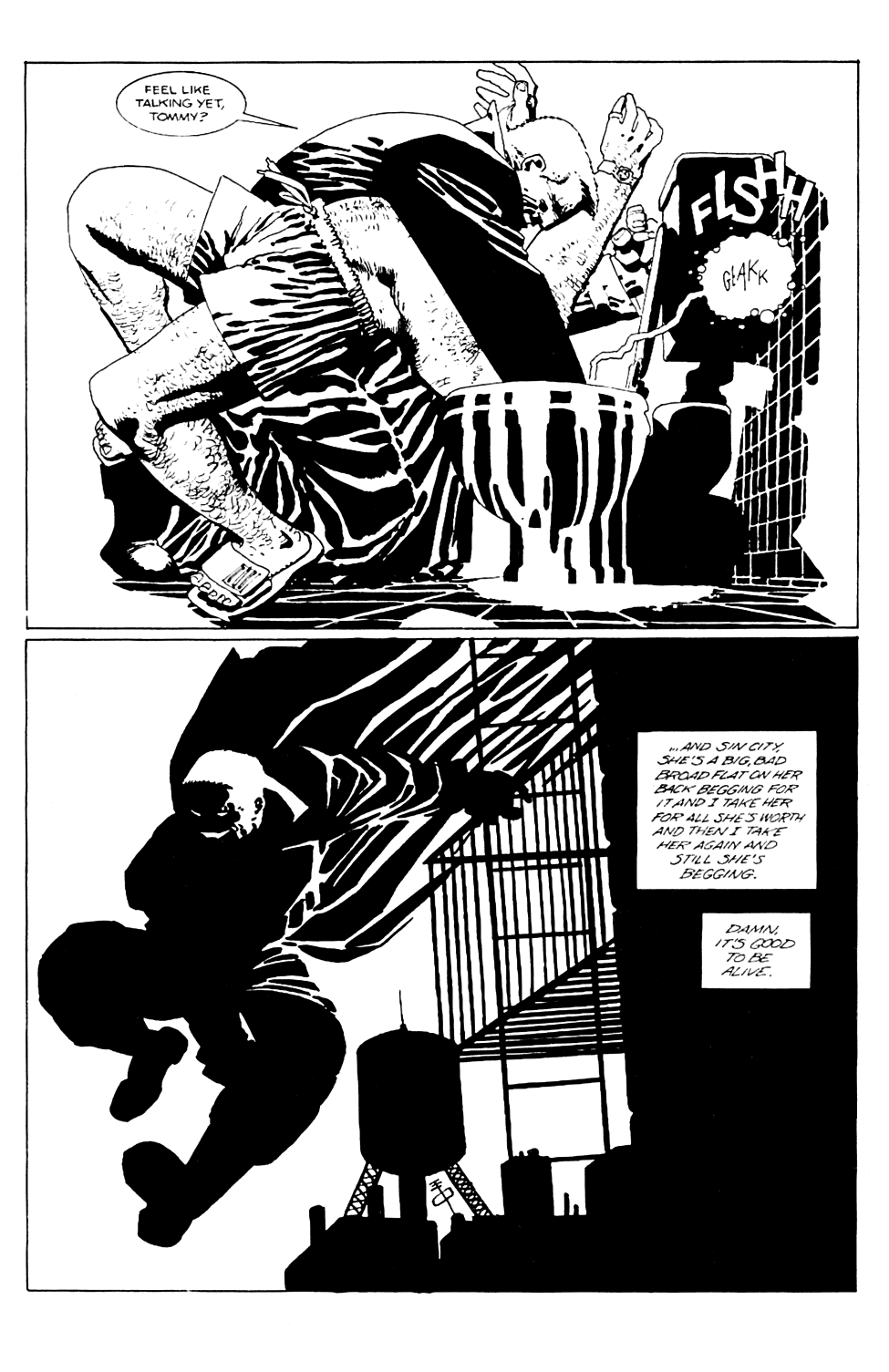 Read online Sin City comic -  Issue #6 - 5