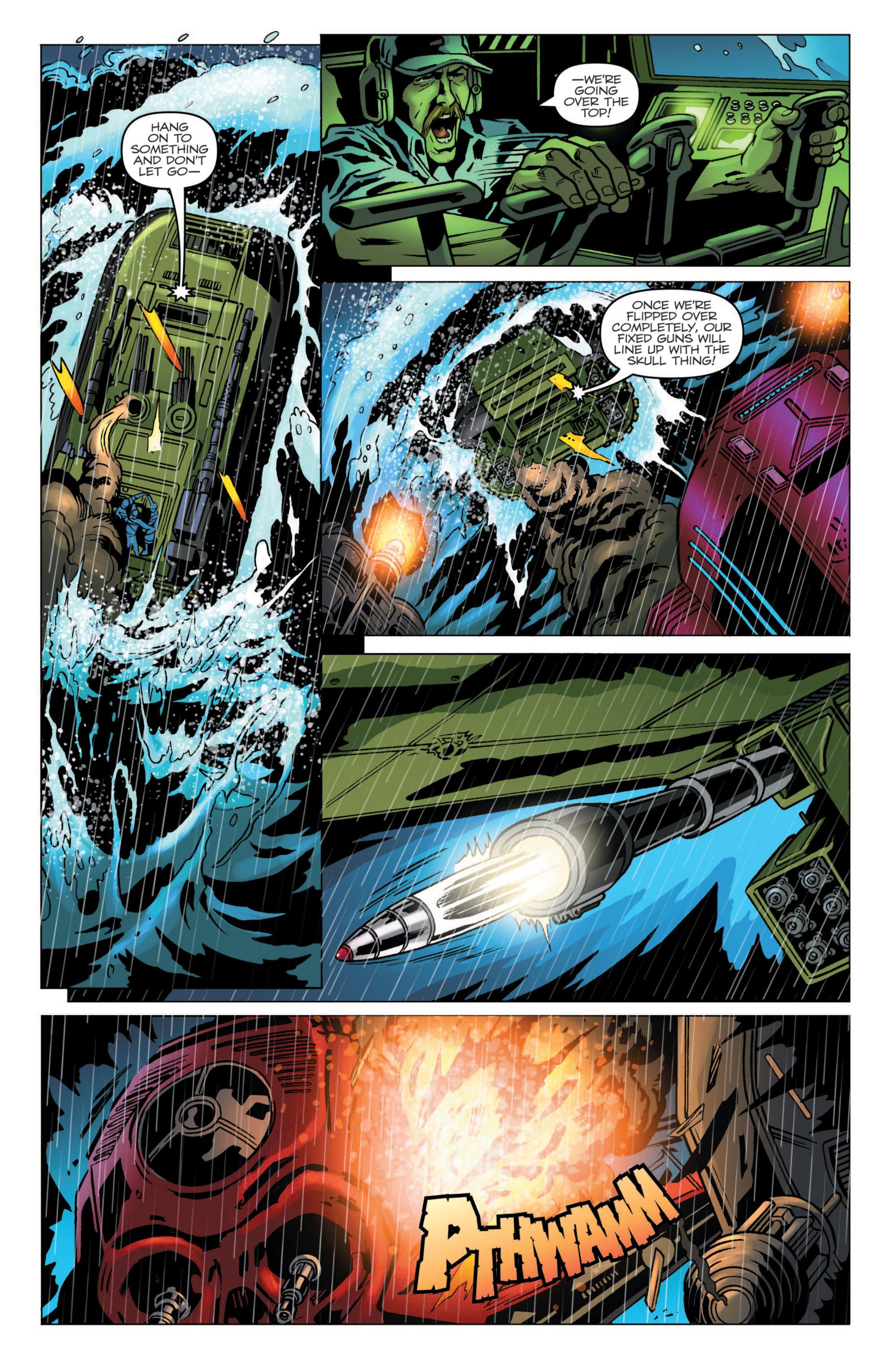 G.I. Joe: A Real American Hero 189 Page 12