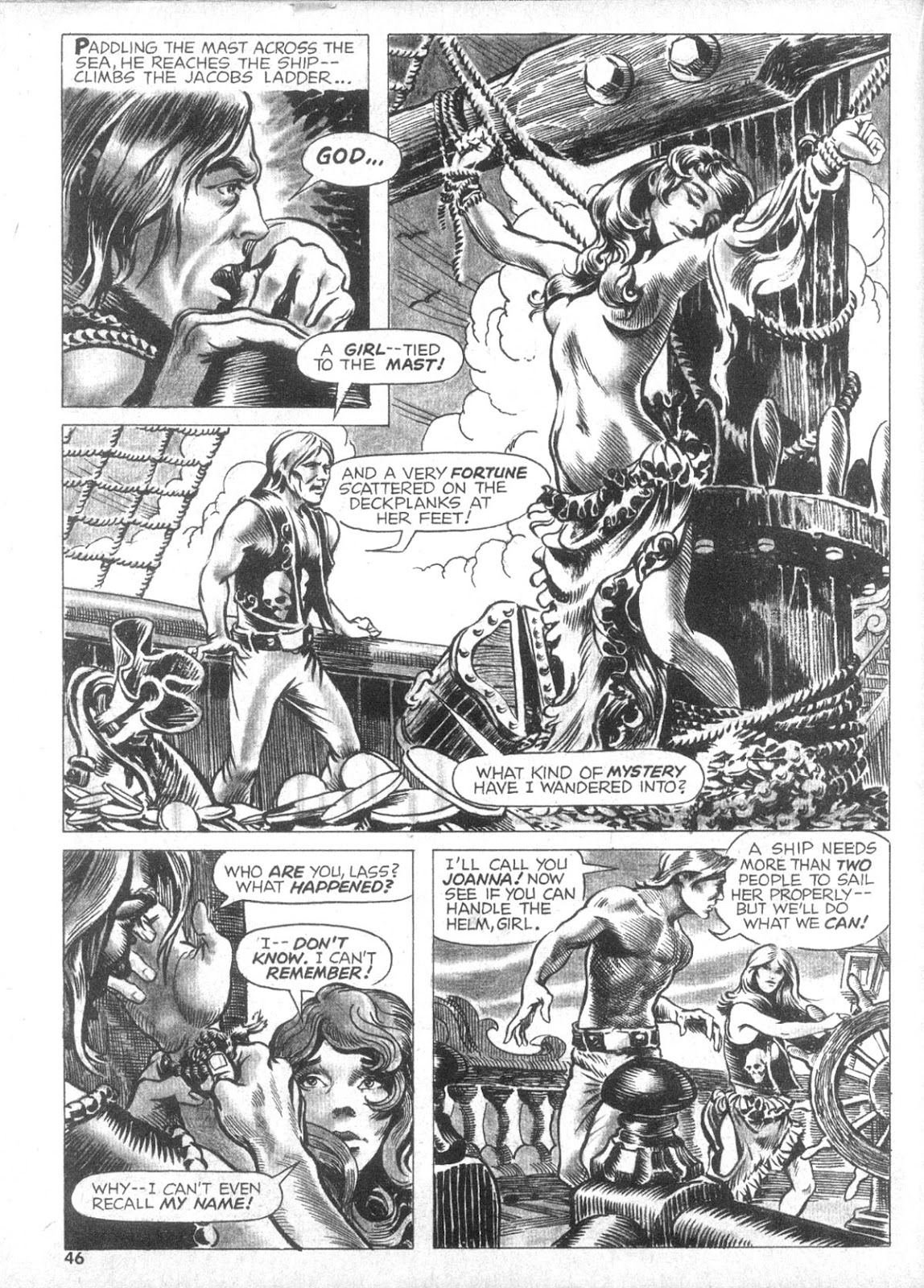 Psycho issue Annual - Page 46