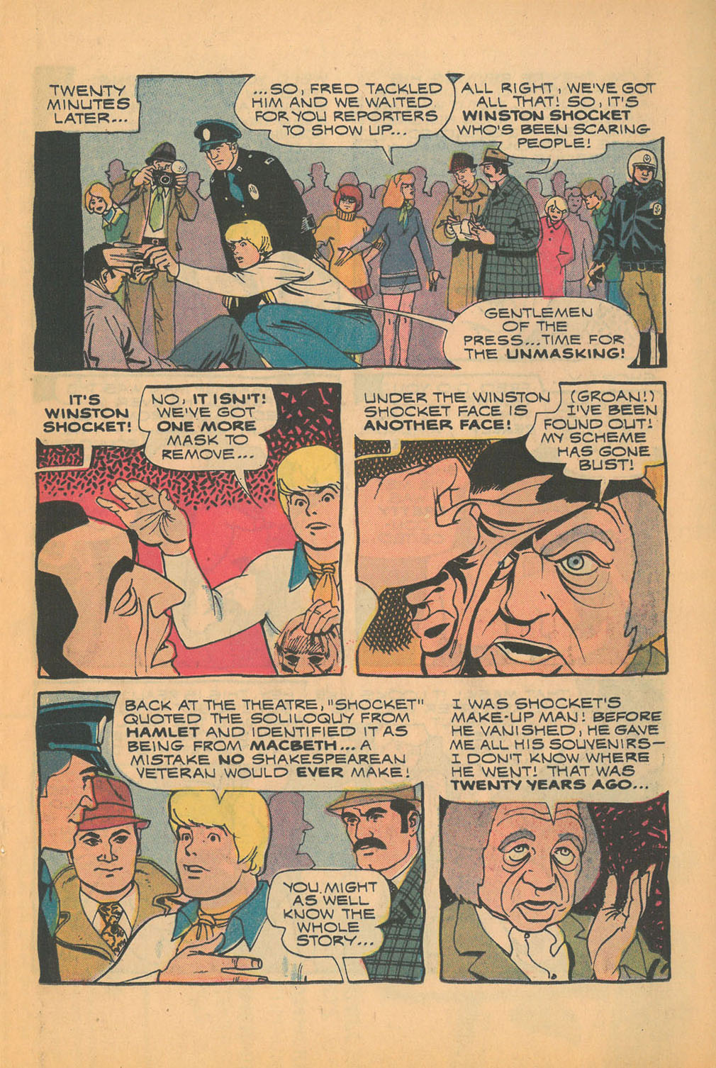 Read online Scooby-Doo... Mystery Comics comic -  Issue #21 - 15