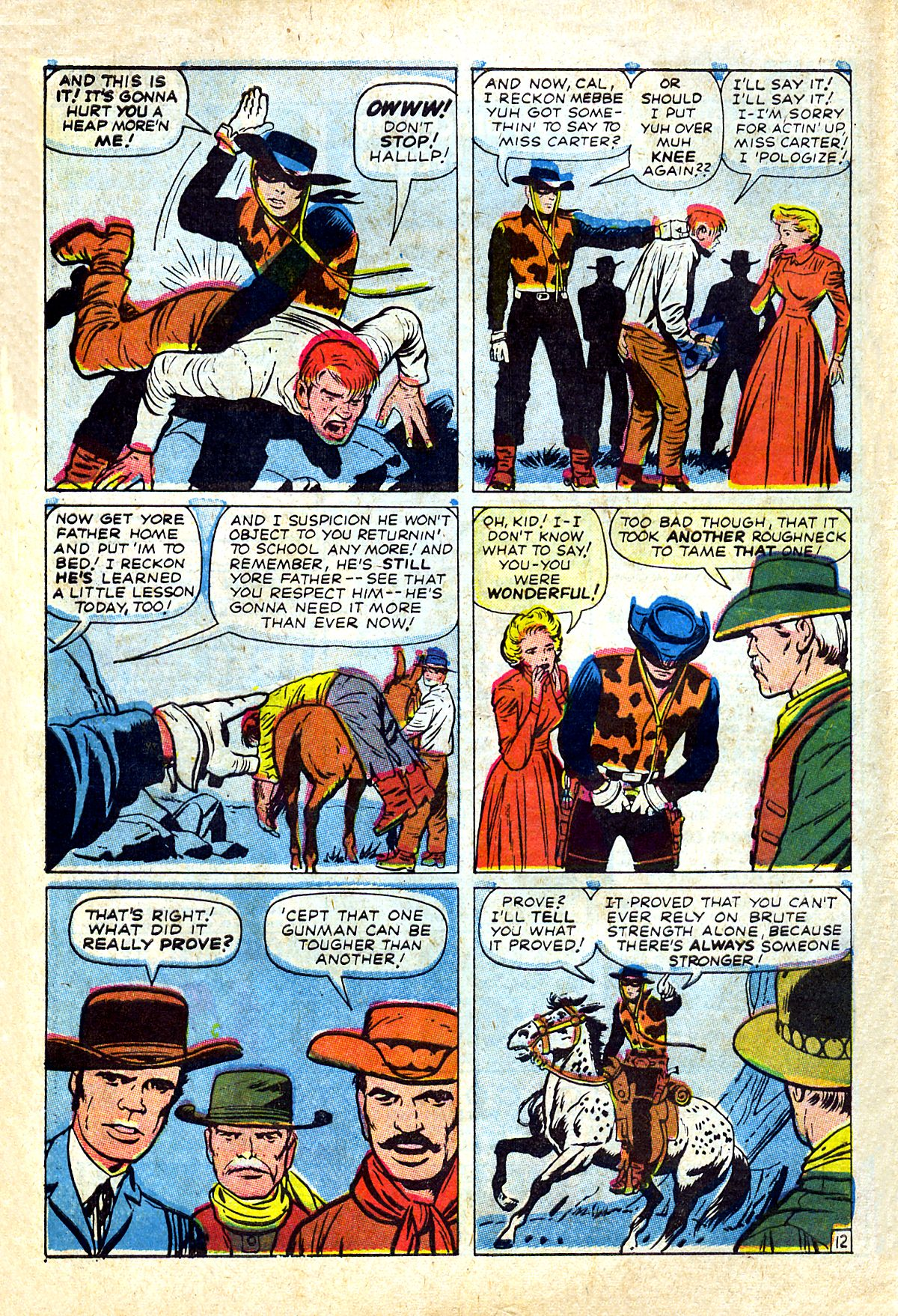Read online Two-Gun Kid comic -  Issue #90 - 29