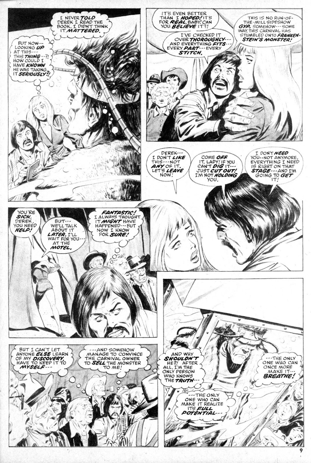 Monsters Unleashed (1973) issue 2 - Page 10