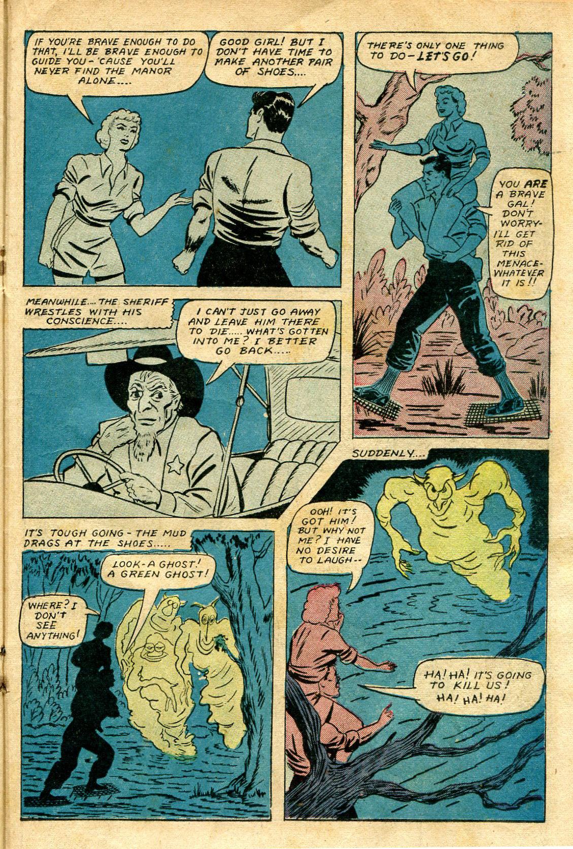 Read online Shadow Comics comic -  Issue #65 - 31