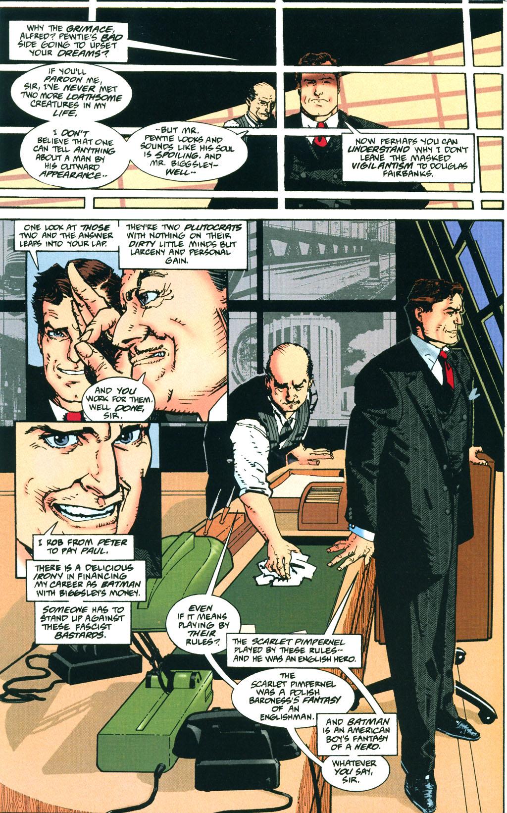 Read online Batman: Dark Allegiances comic -  Issue # Full - 16