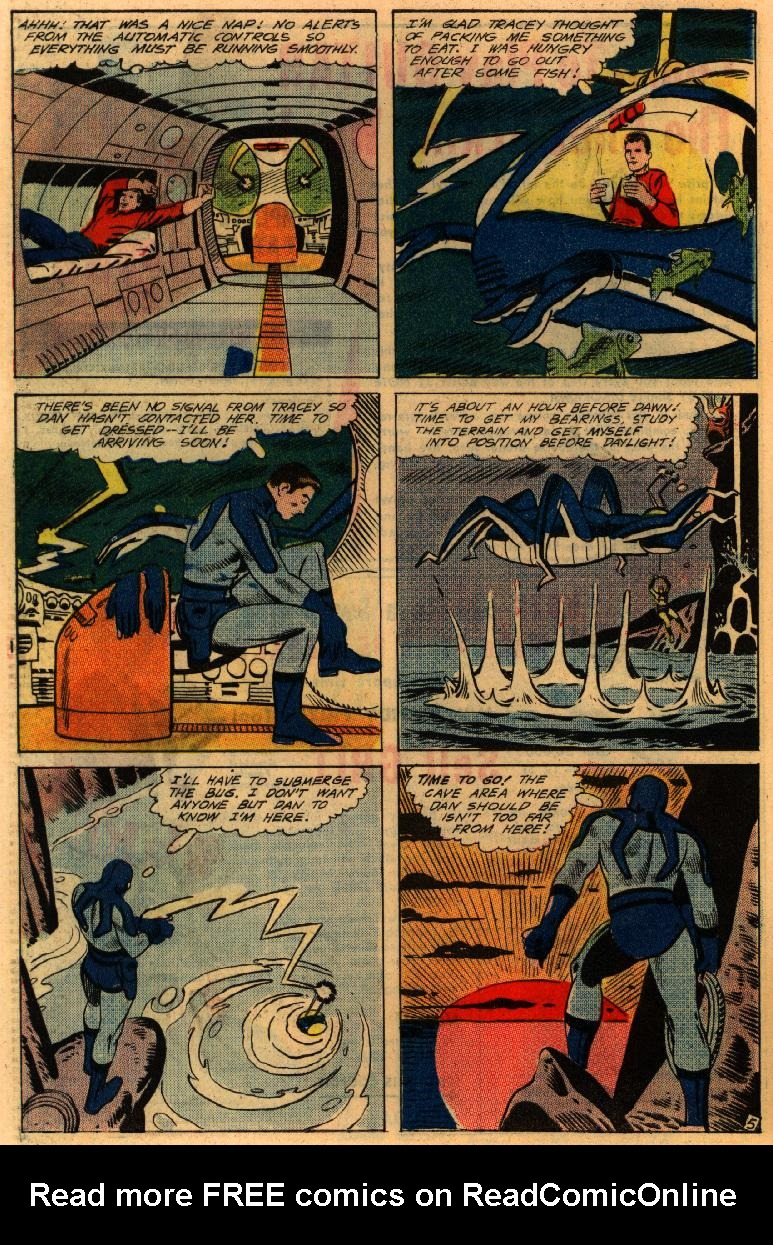 Blue Beetle (1967) issue 4 - Page 8