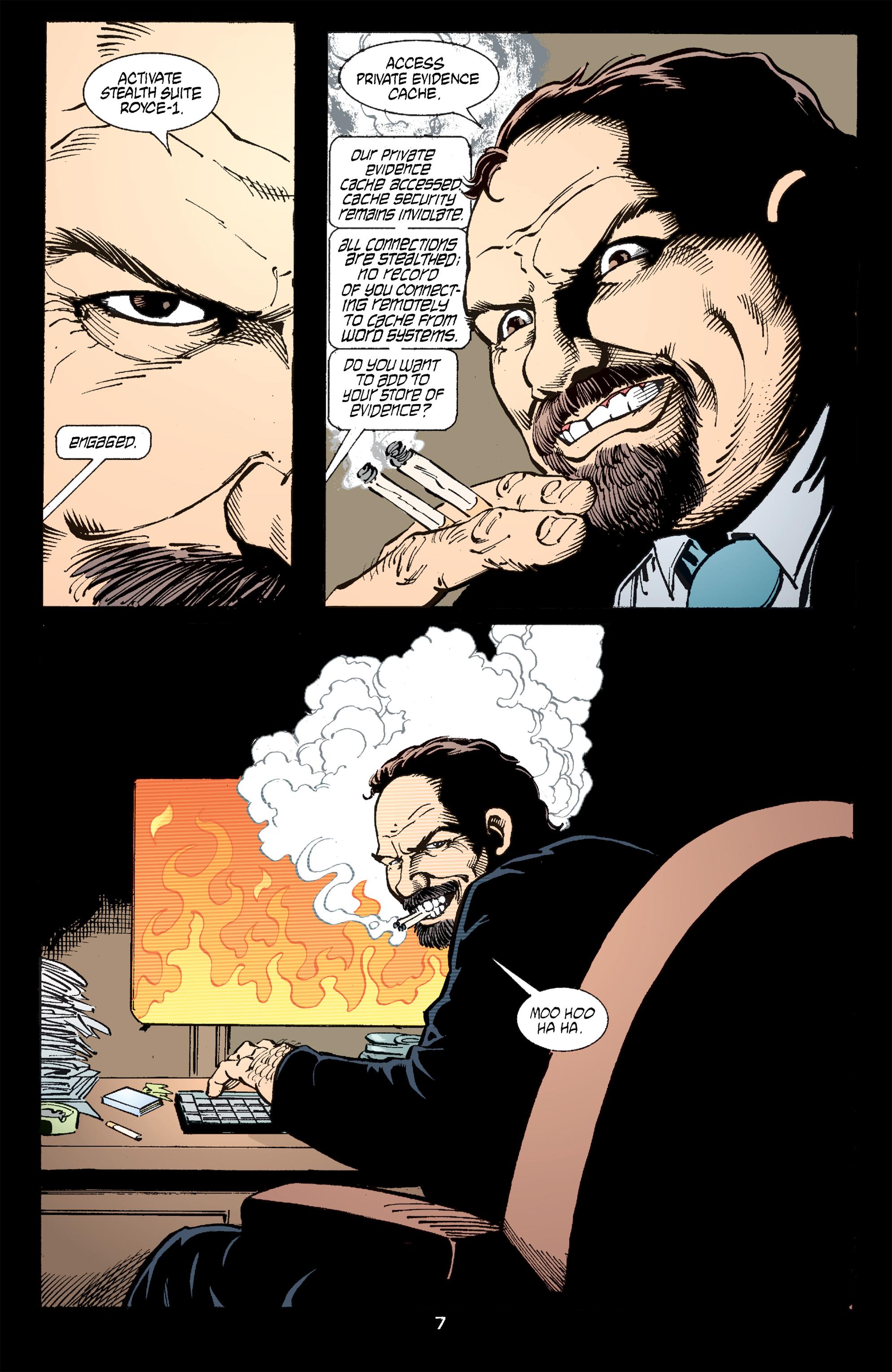 Read online Transmetropolitan comic -  Issue #51 - 8
