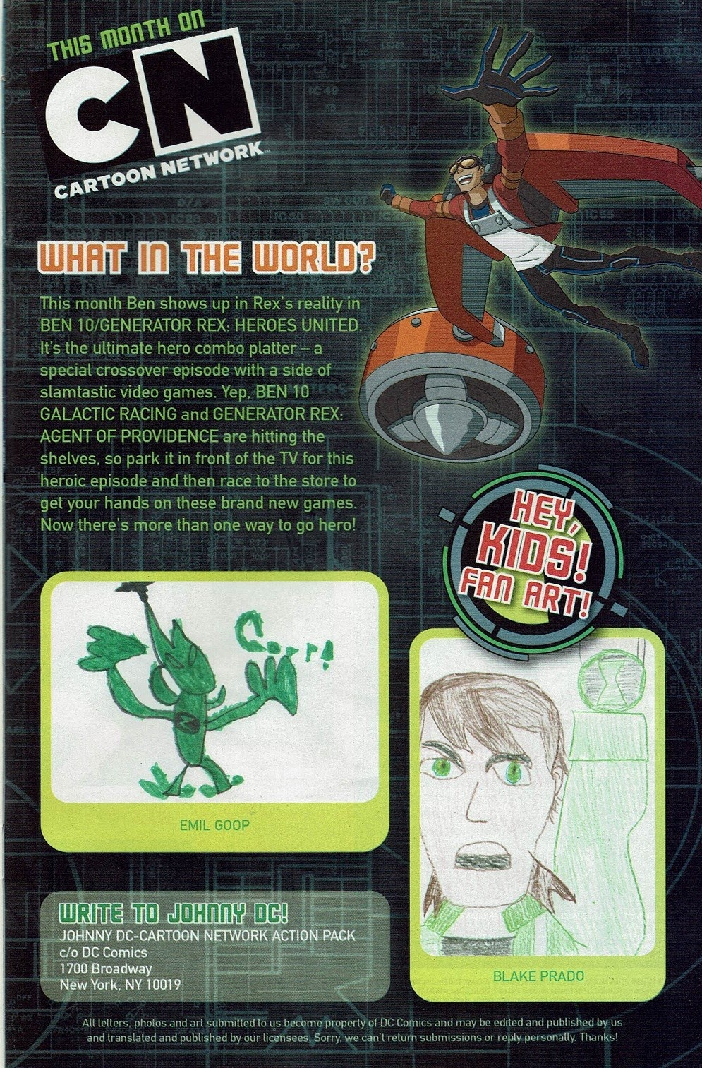 Read online Cartoon Network Action Pack comic -  Issue #65 - 33