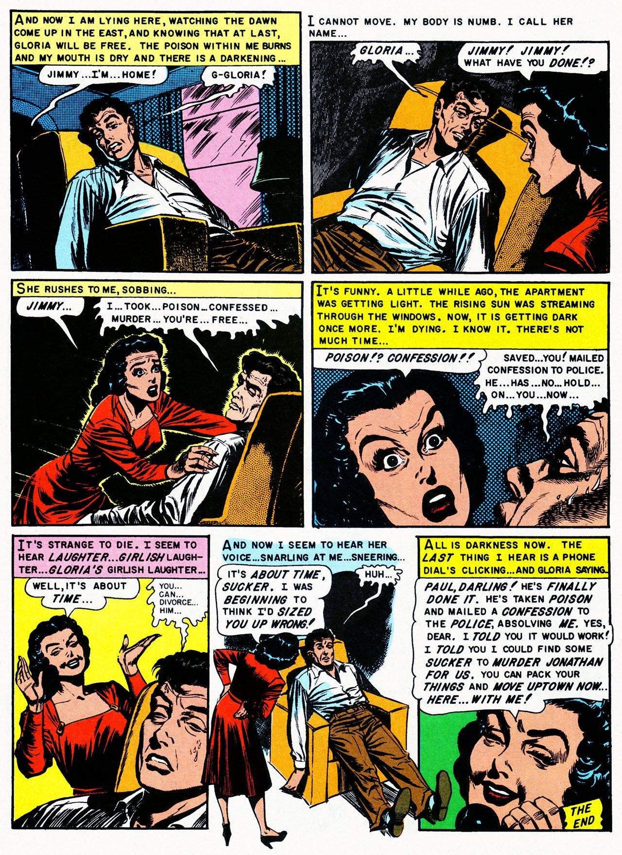 Read online Shock SuspenStories comic -  Issue #10 - 10