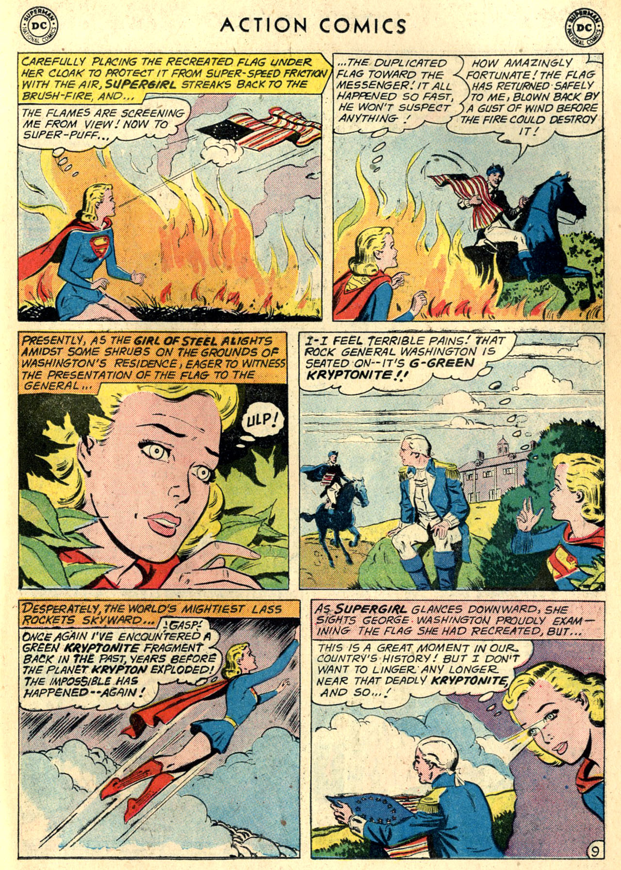 Read online Action Comics (1938) comic -  Issue #274 - 27