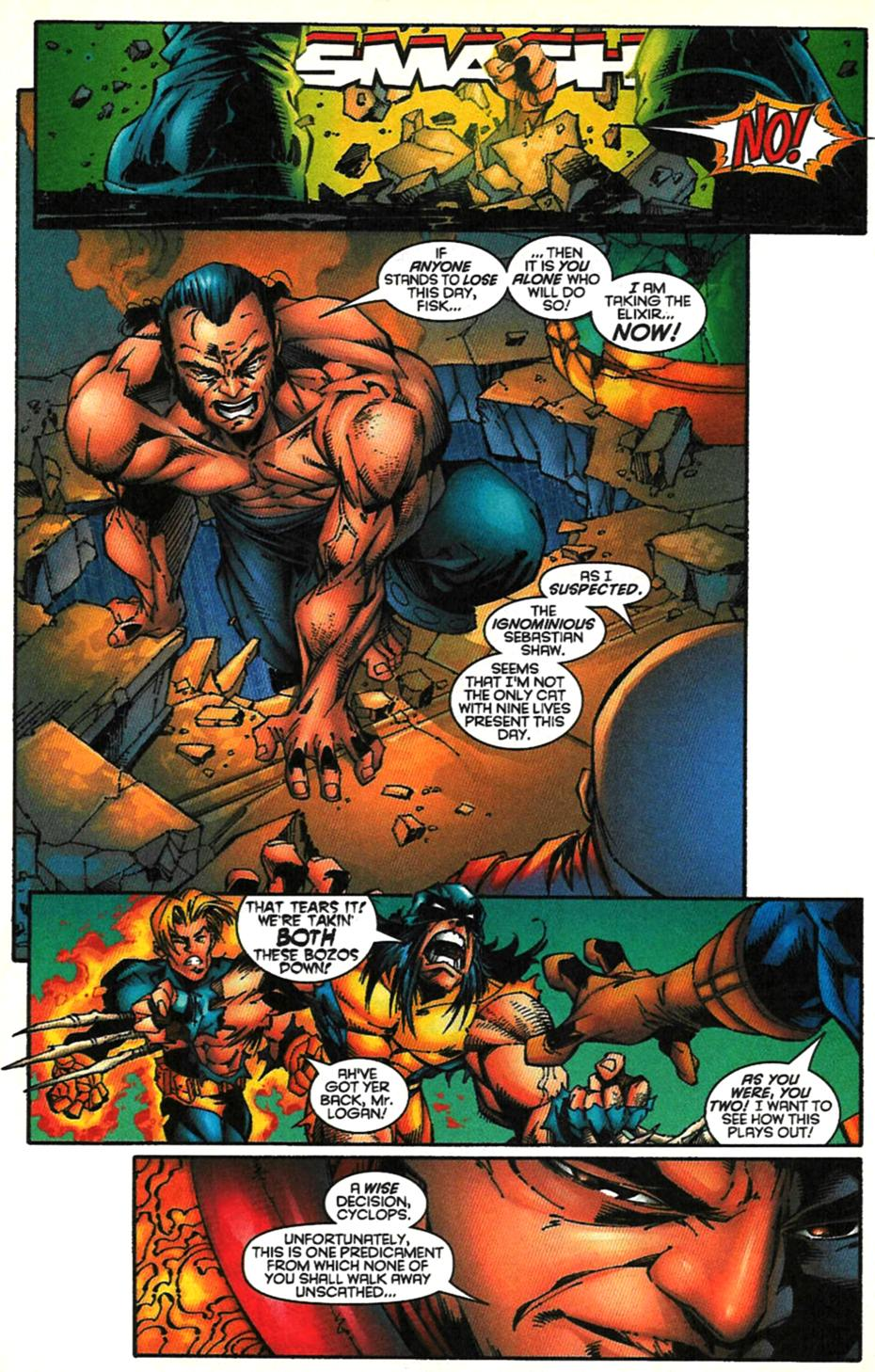 X-Men (1991) 64 Page 14