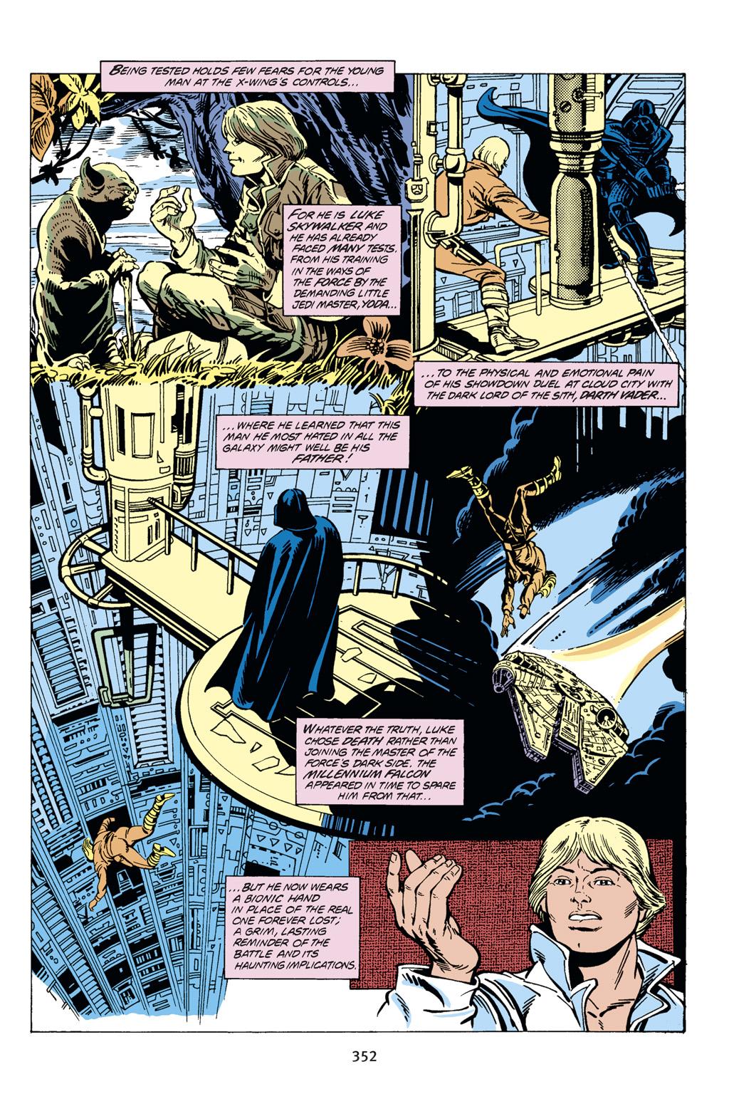 Read online Star Wars Omnibus comic -  Issue # Vol. 14 - 349