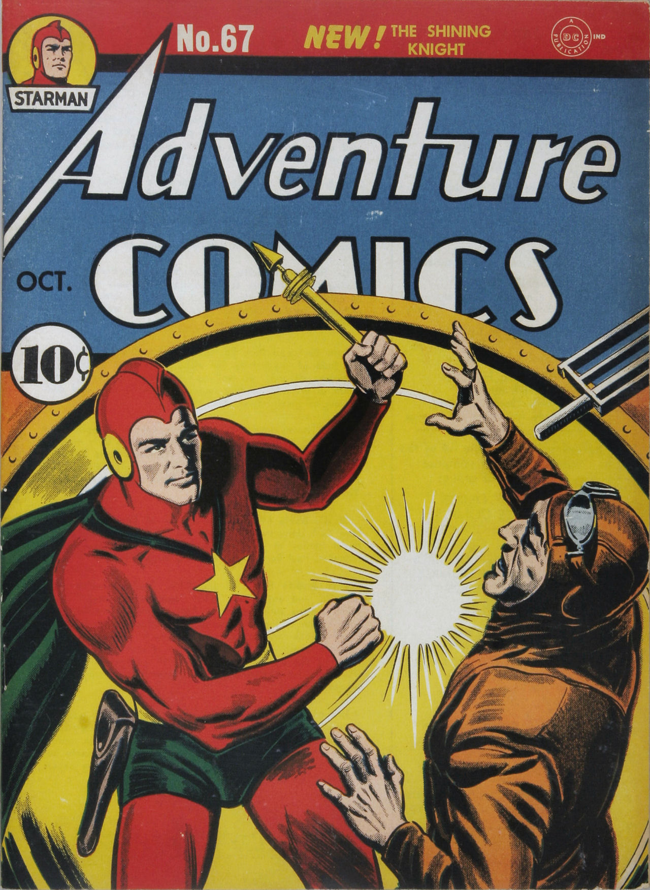 Read online Adventure Comics (1938) comic -  Issue #67 - 2