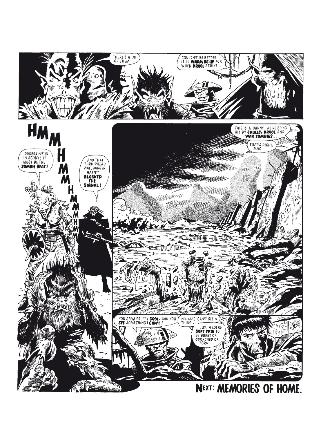 Read online The Complete Bad Company comic -  Issue # TPB - 67
