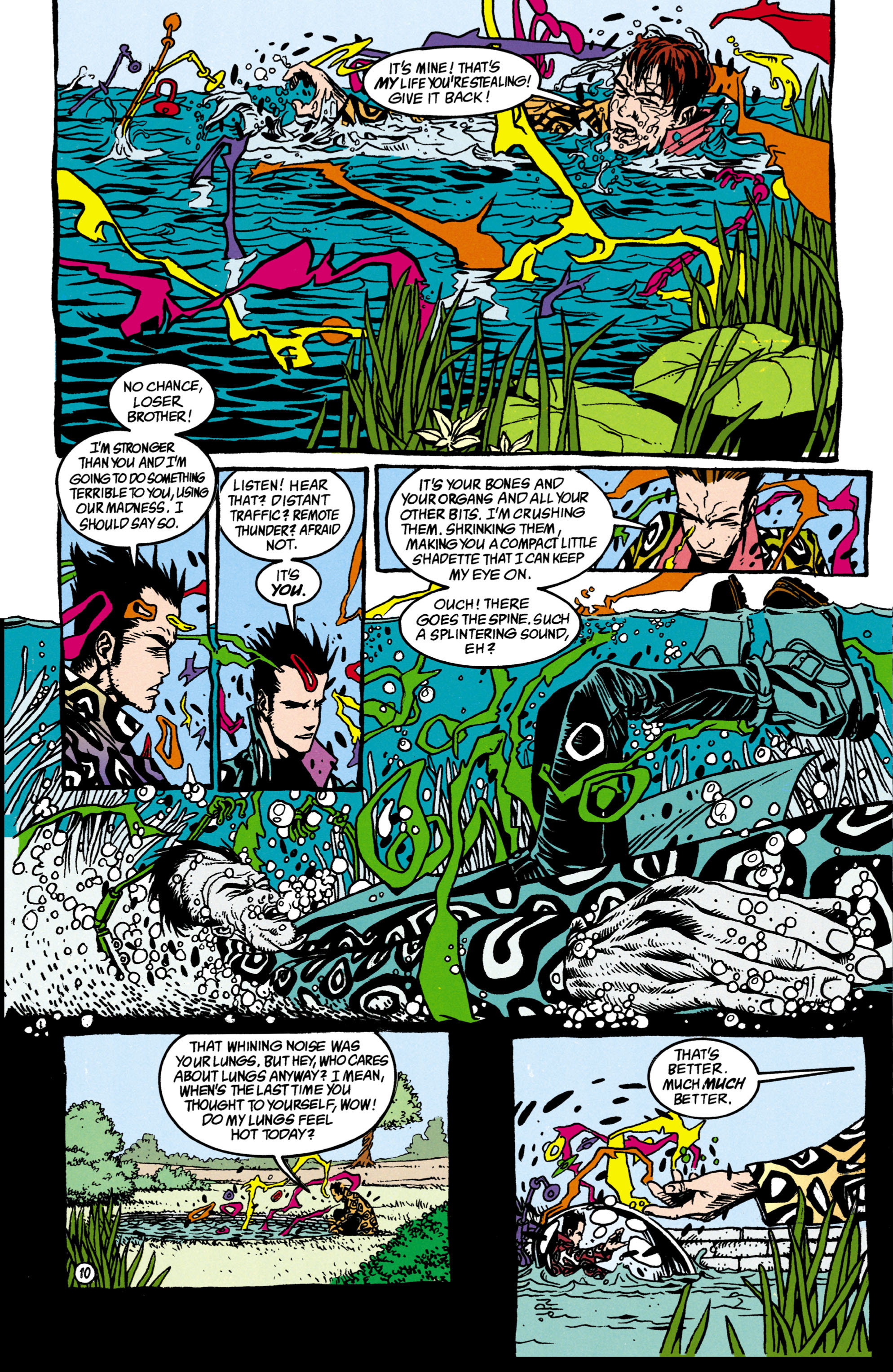 Read online Shade, the Changing Man comic -  Issue #38 - 11