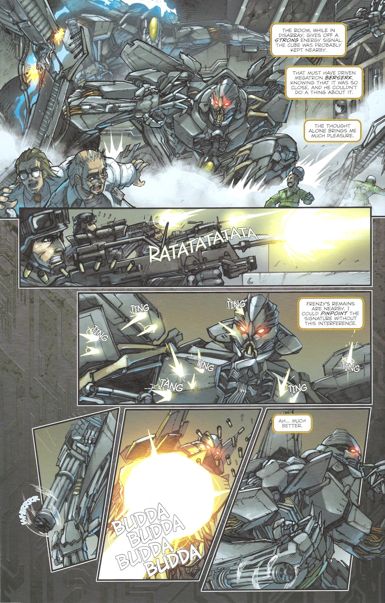 Read online Transformers: The Reign of Starscream comic -  Issue #2 - 6