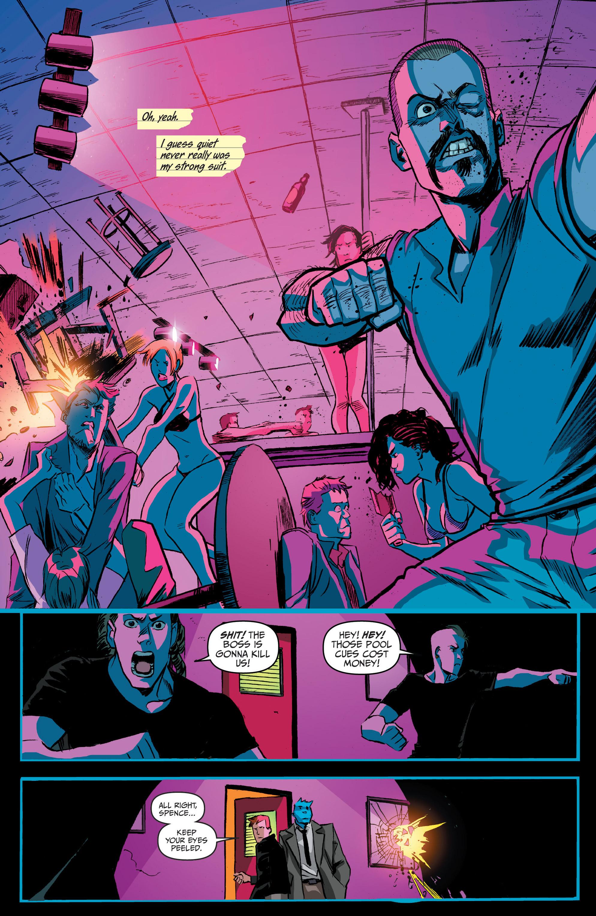 Read online Spencer & Locke comic -  Issue #2 - 11