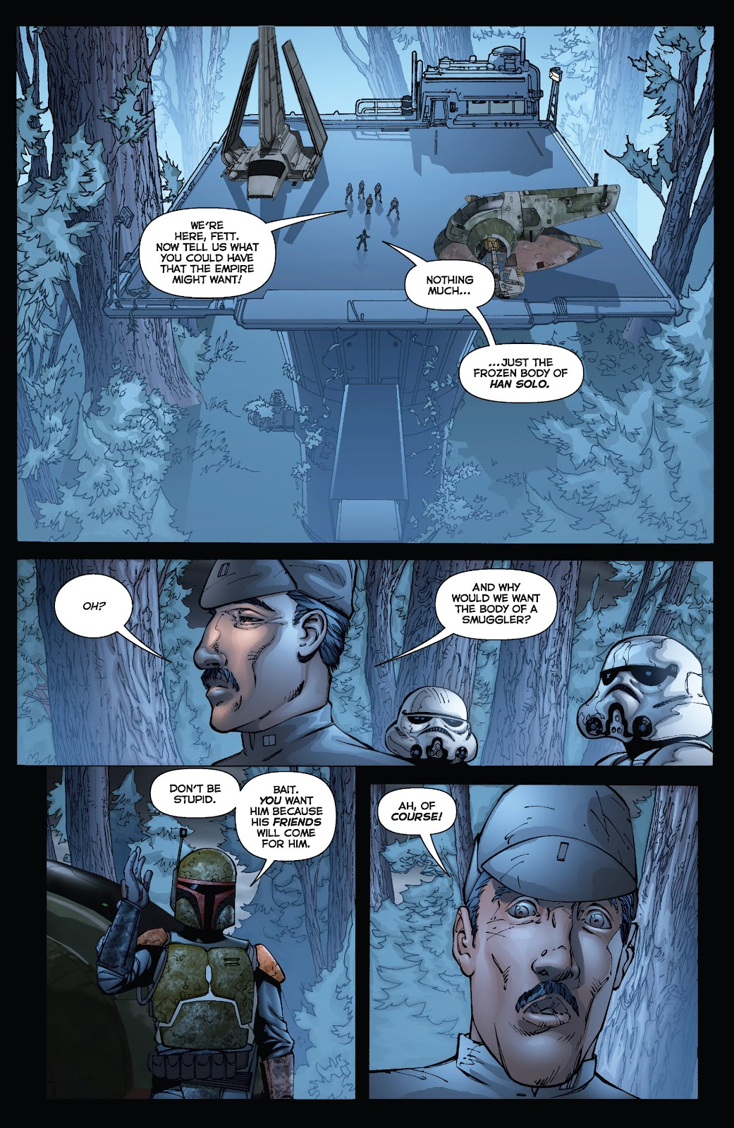 Read online Star Wars Legends: Infinities - Epic Collection comic -  Issue # TPB (Part 3) - 27