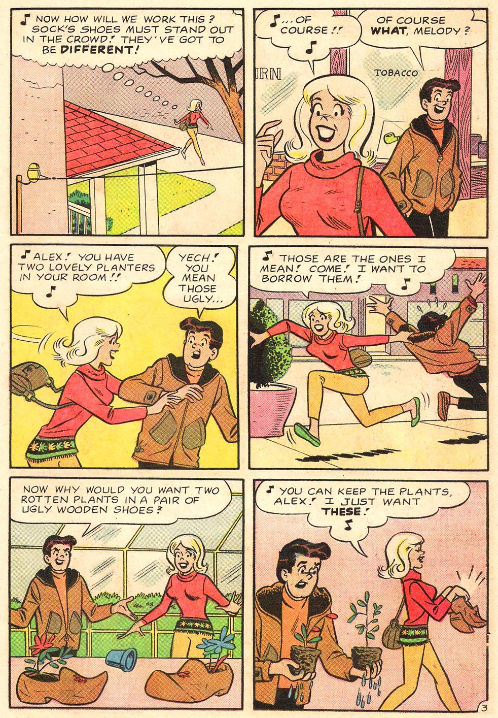 Read online She's Josie comic -  Issue #19 - 15