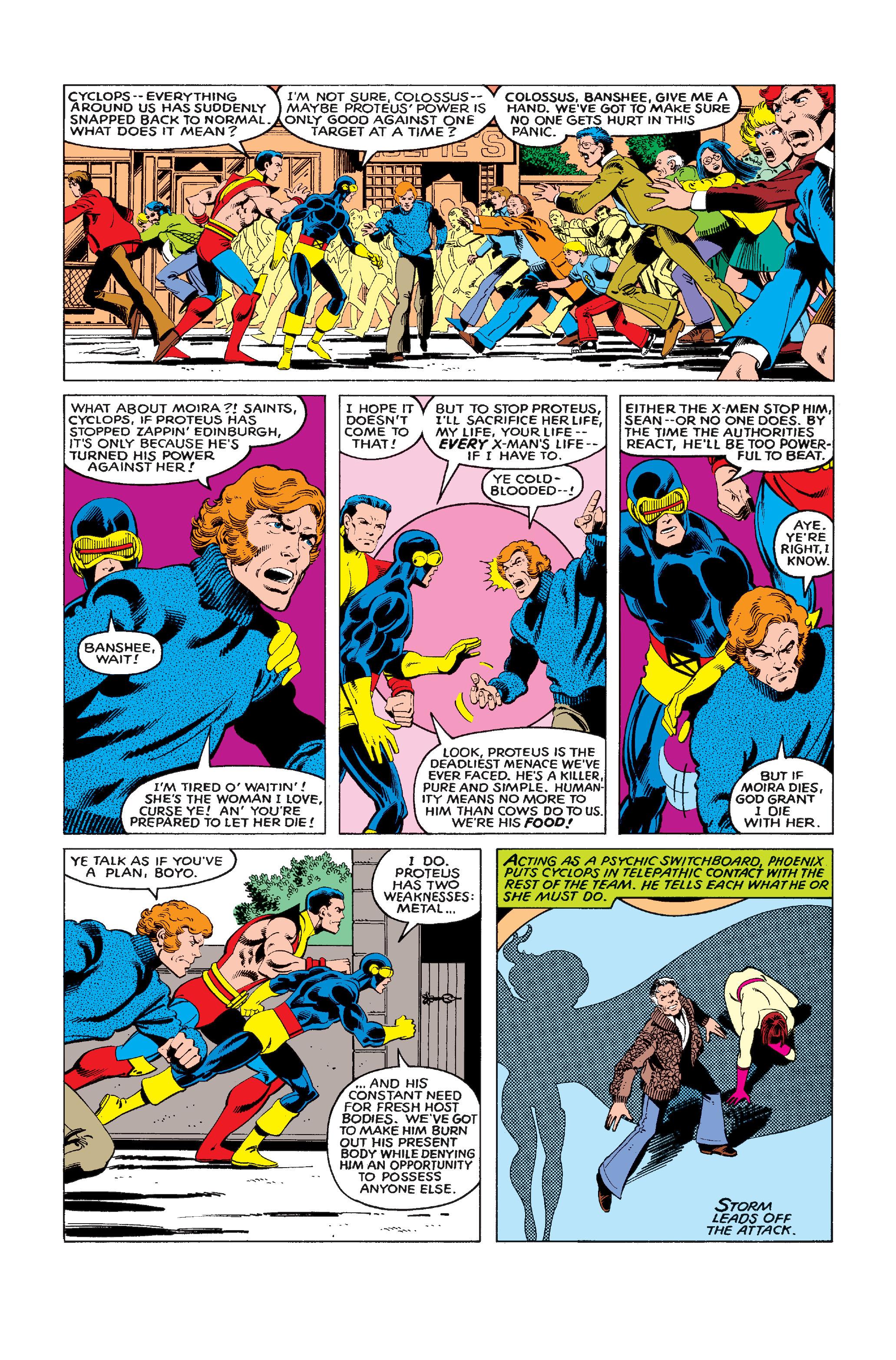 Read online Uncanny X-Men (1963) comic -  Issue #128 - 7