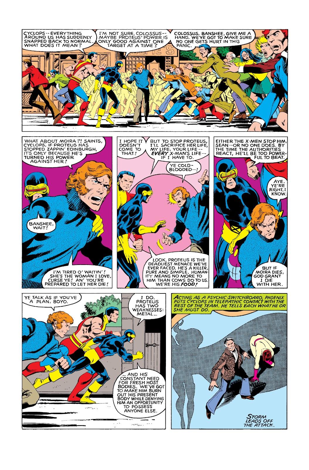 Uncanny X-Men (1963) issue 128 - Page 7