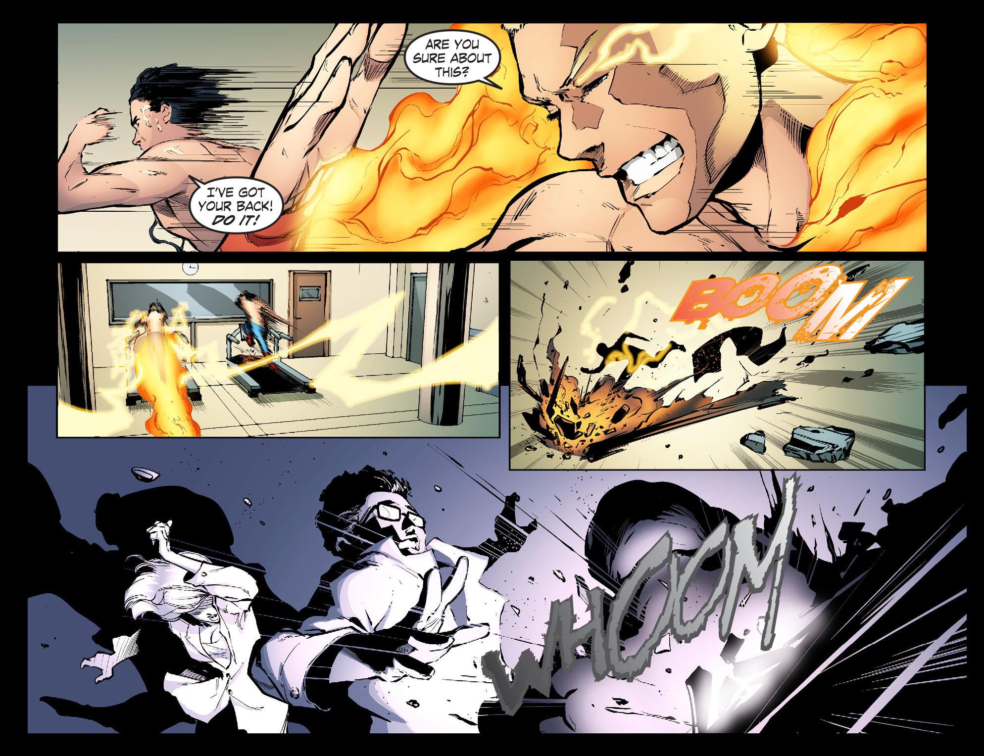 Read online Smallville: Season 11 comic -  Issue #30 - 20