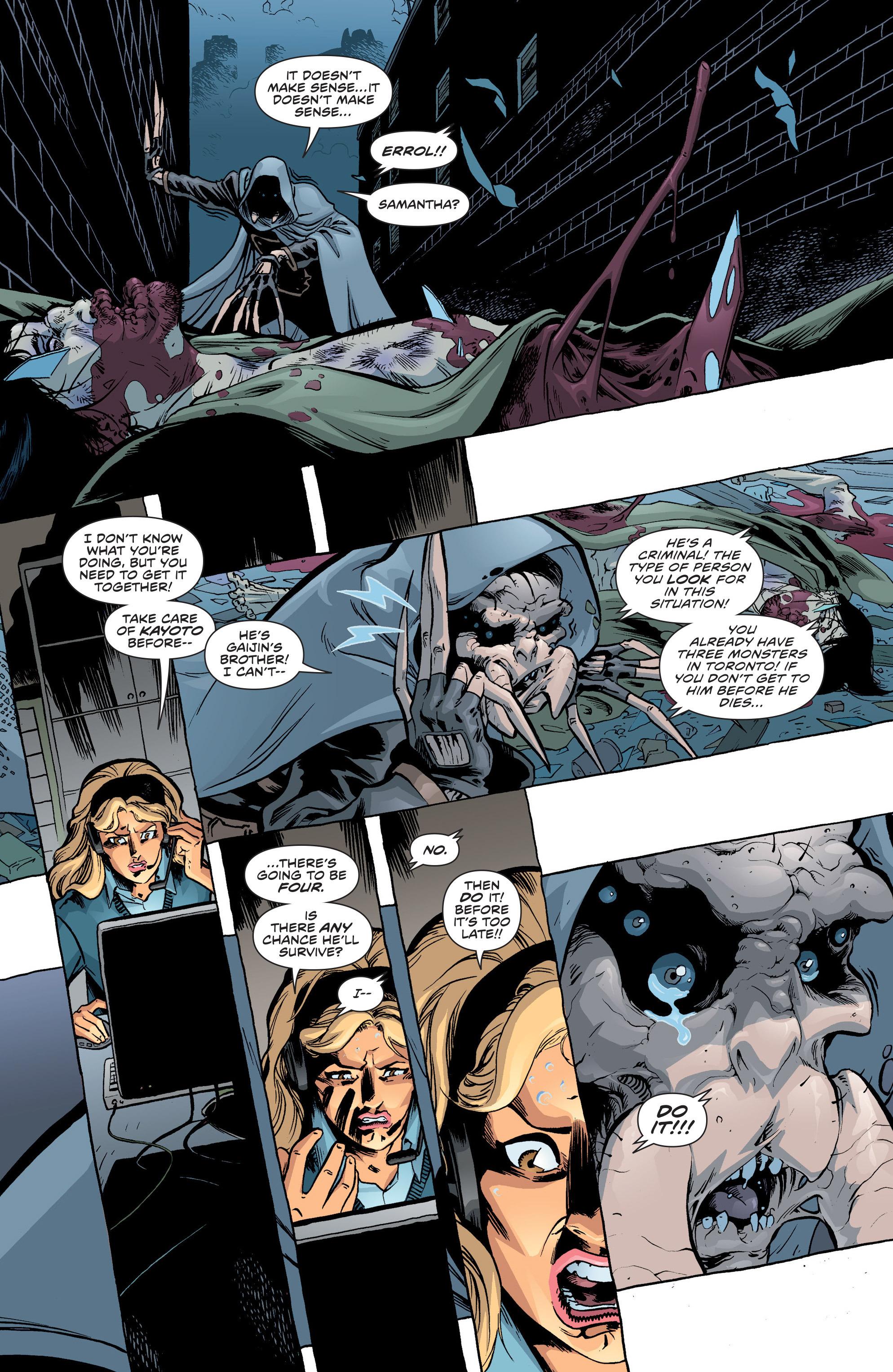 Read online Secret Identities comic -  Issue #7 - 5