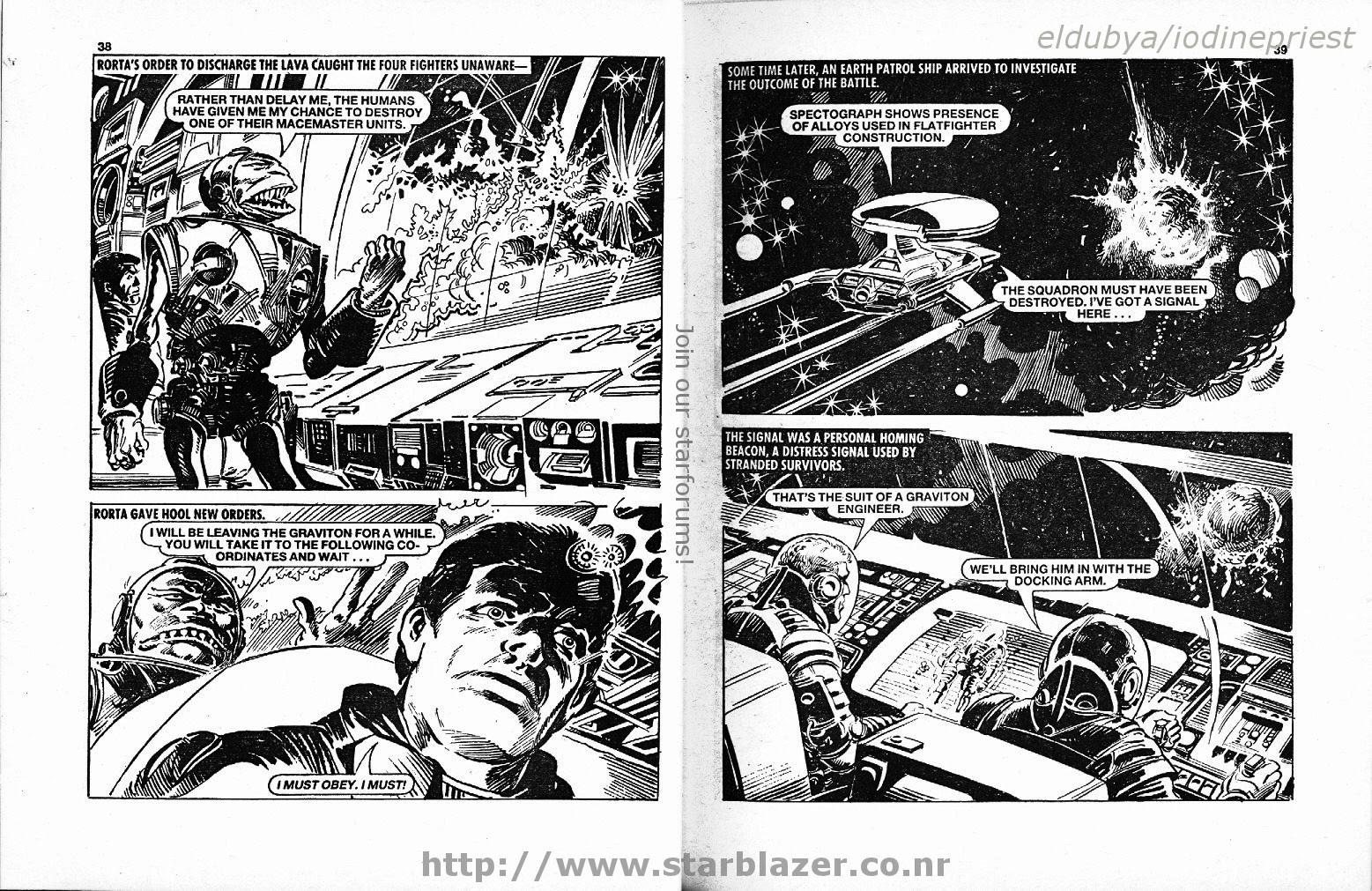 Starblazer issue 171 - Page 21