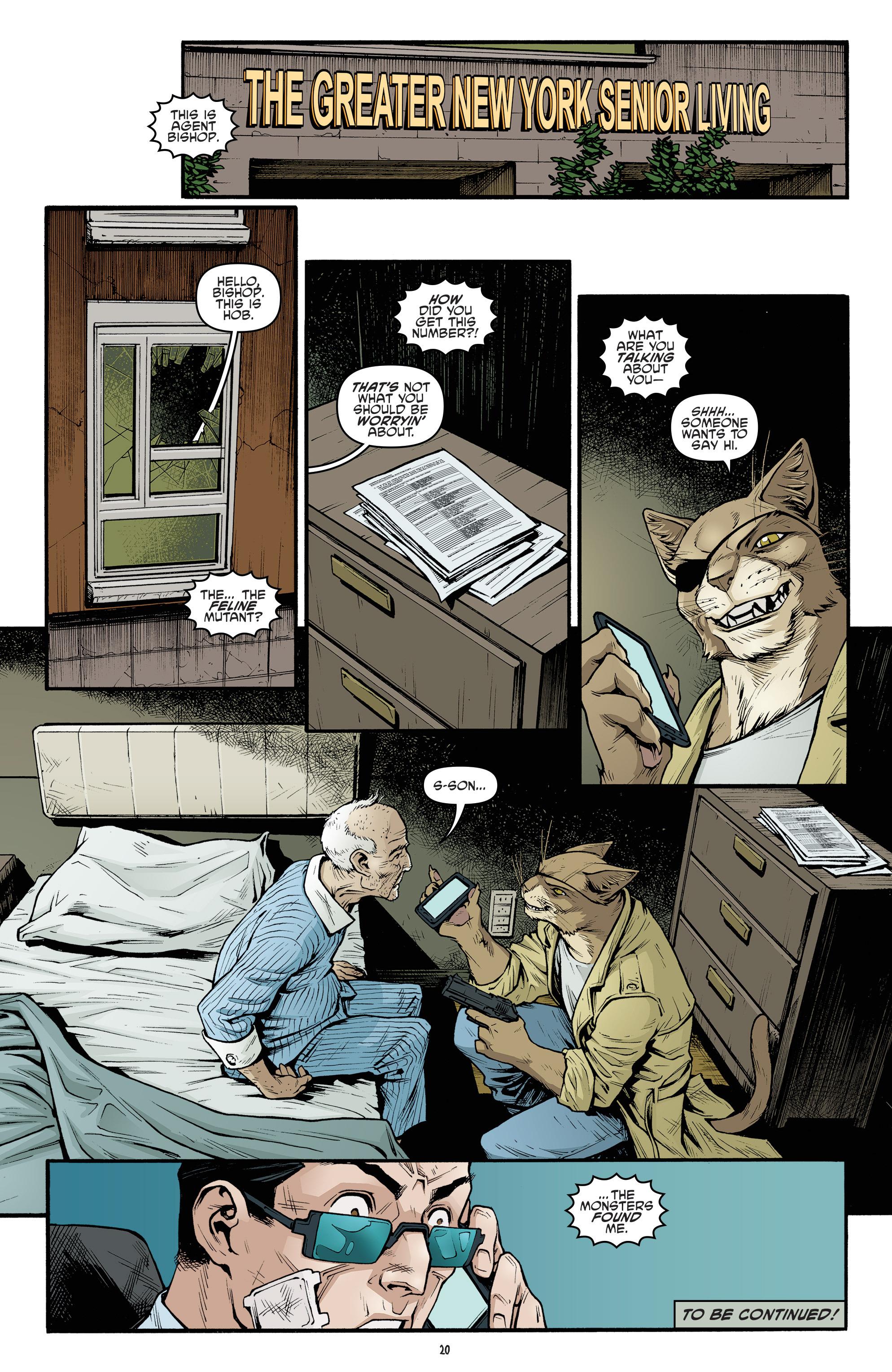 Read online Teenage Mutant Ninja Turtles (2011) comic -  Issue #69 - 22