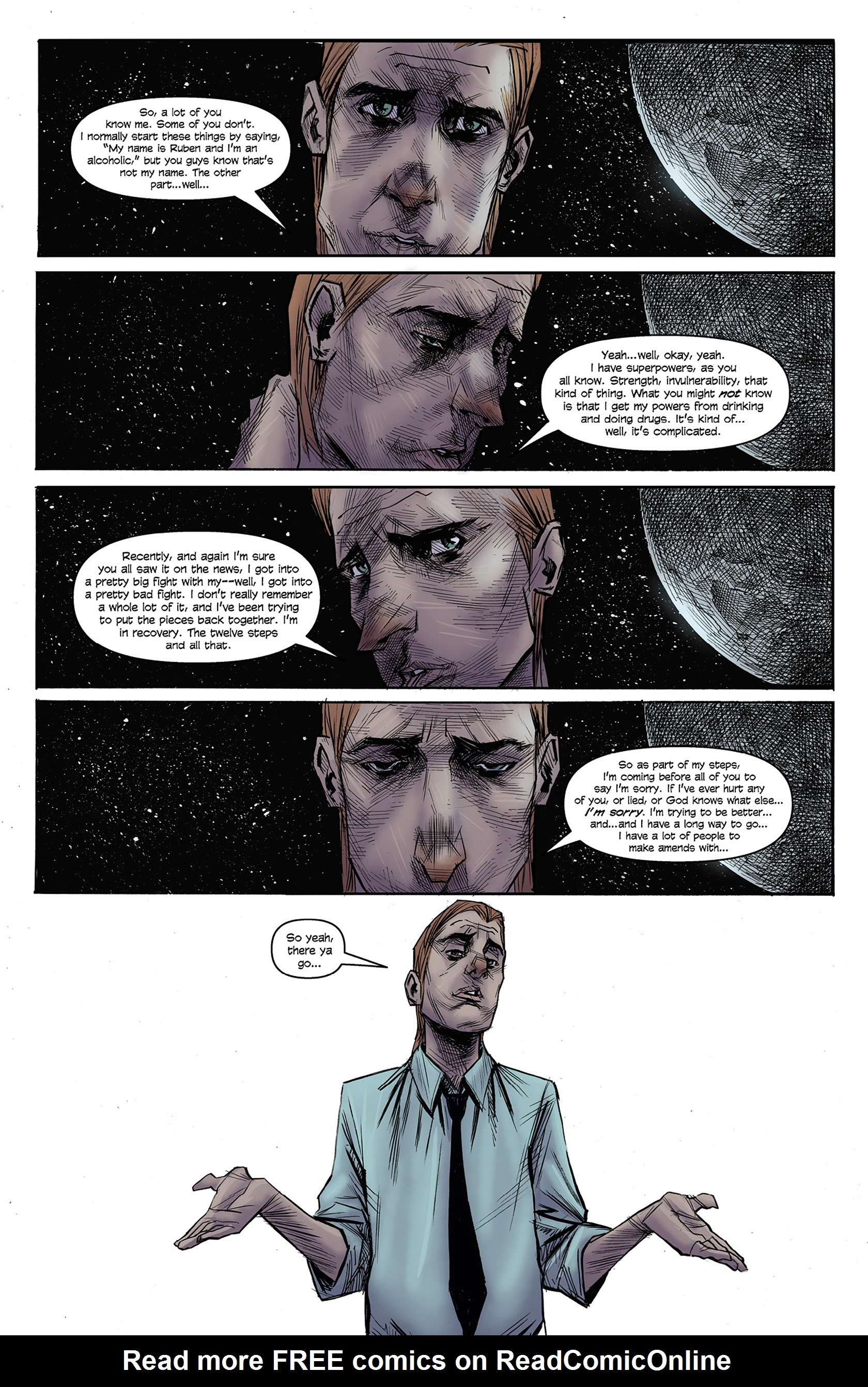 Read online Buzzkill comic -  Issue #3 - 3
