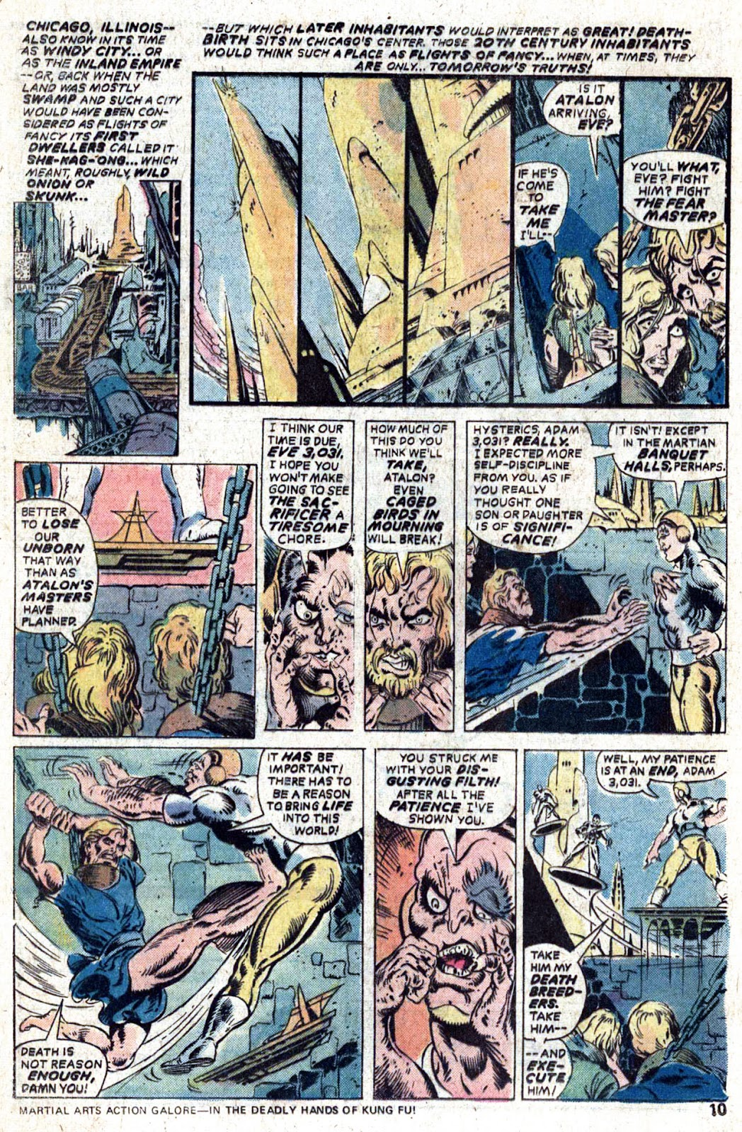 Amazing Adventures (1970) issue 28 - Page 11