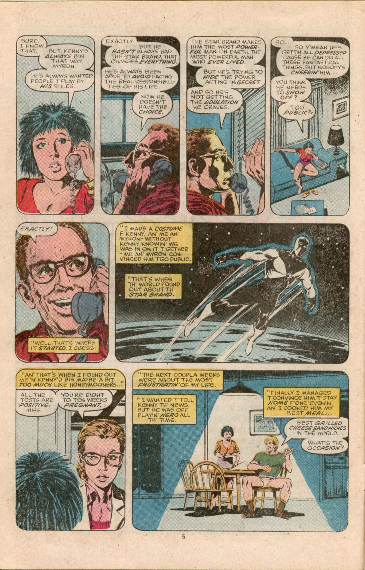 Read online Star Brand comic -  Issue #12 - 7