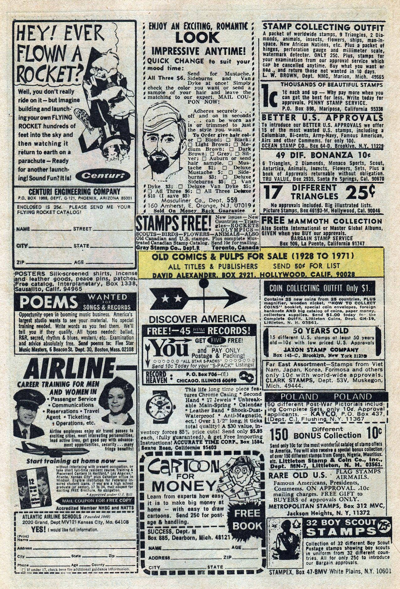 Read online Amazing Adventures (1970) comic -  Issue #10 - 28
