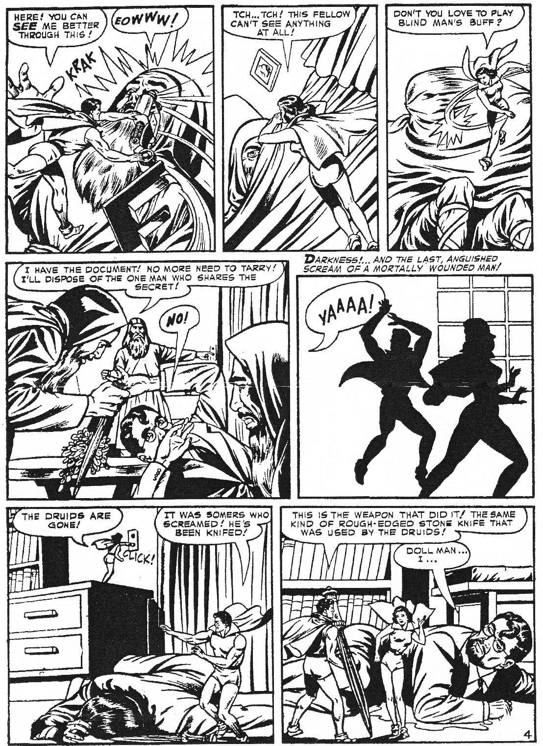Read online Men of Mystery Comics comic -  Issue #74 - 46