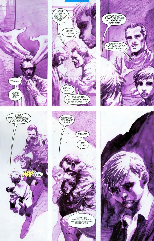 Read online Batman: Hush comic -  Issue #3 - 12