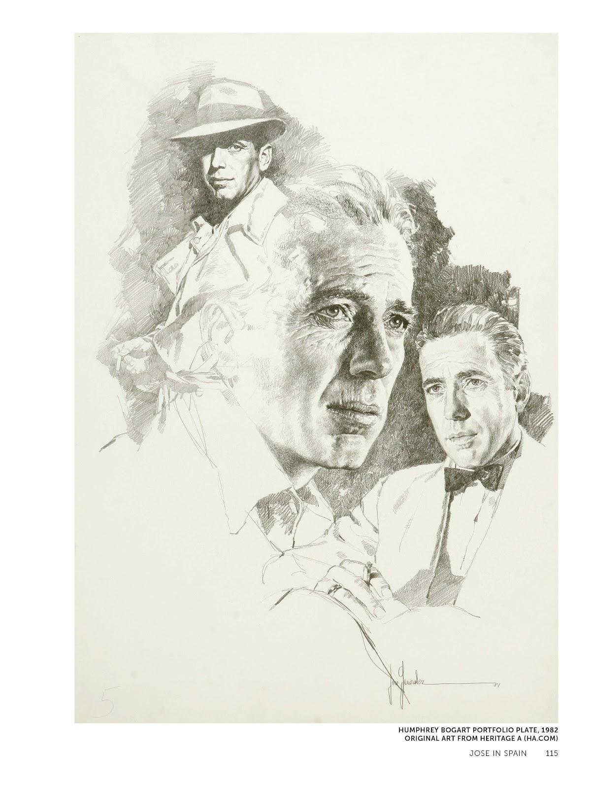 Read online The Art of Jose Gonzalez comic -  Issue # TPB (Part 2) - 17