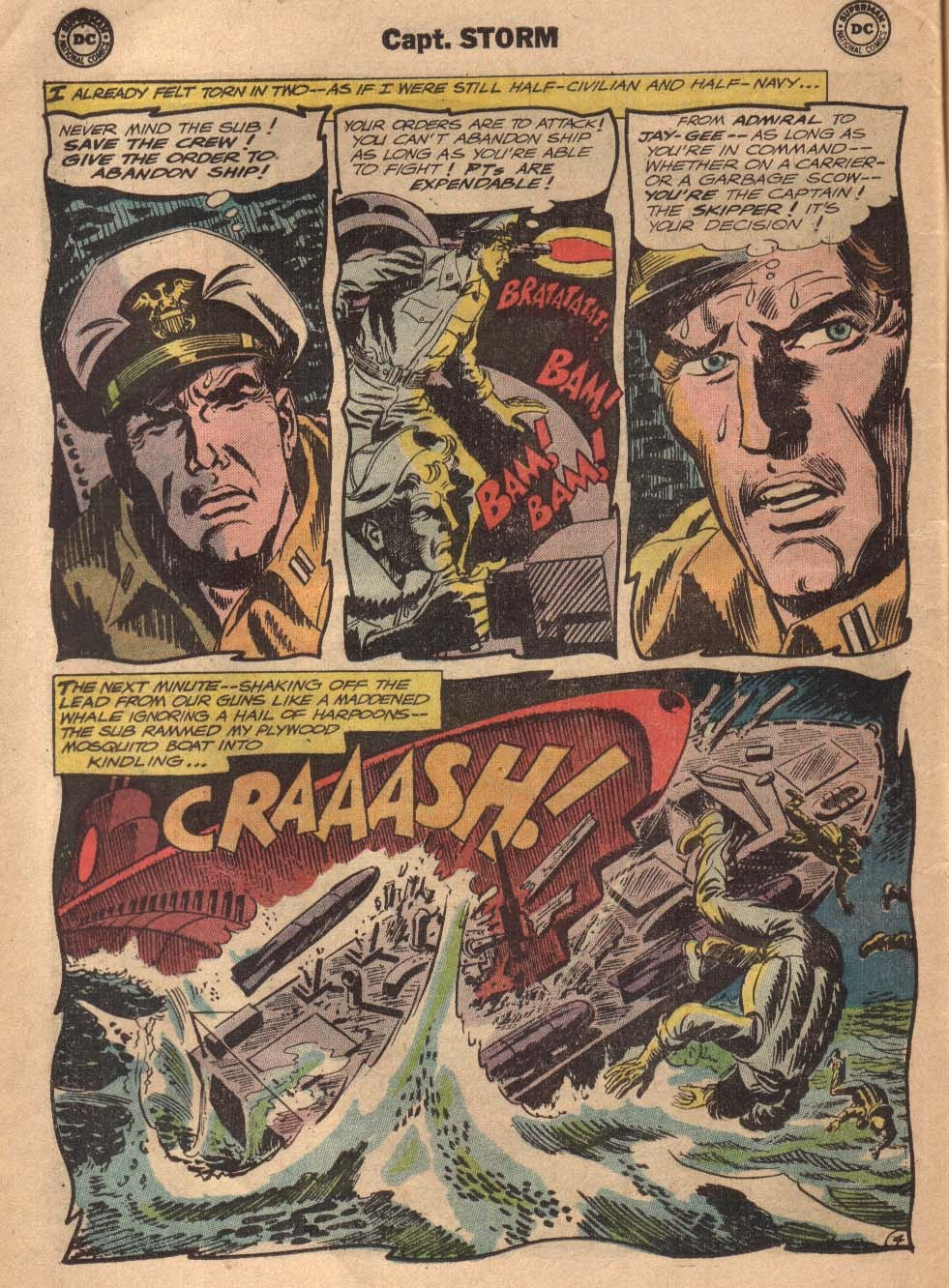 Capt. Storm issue 1 - Page 6