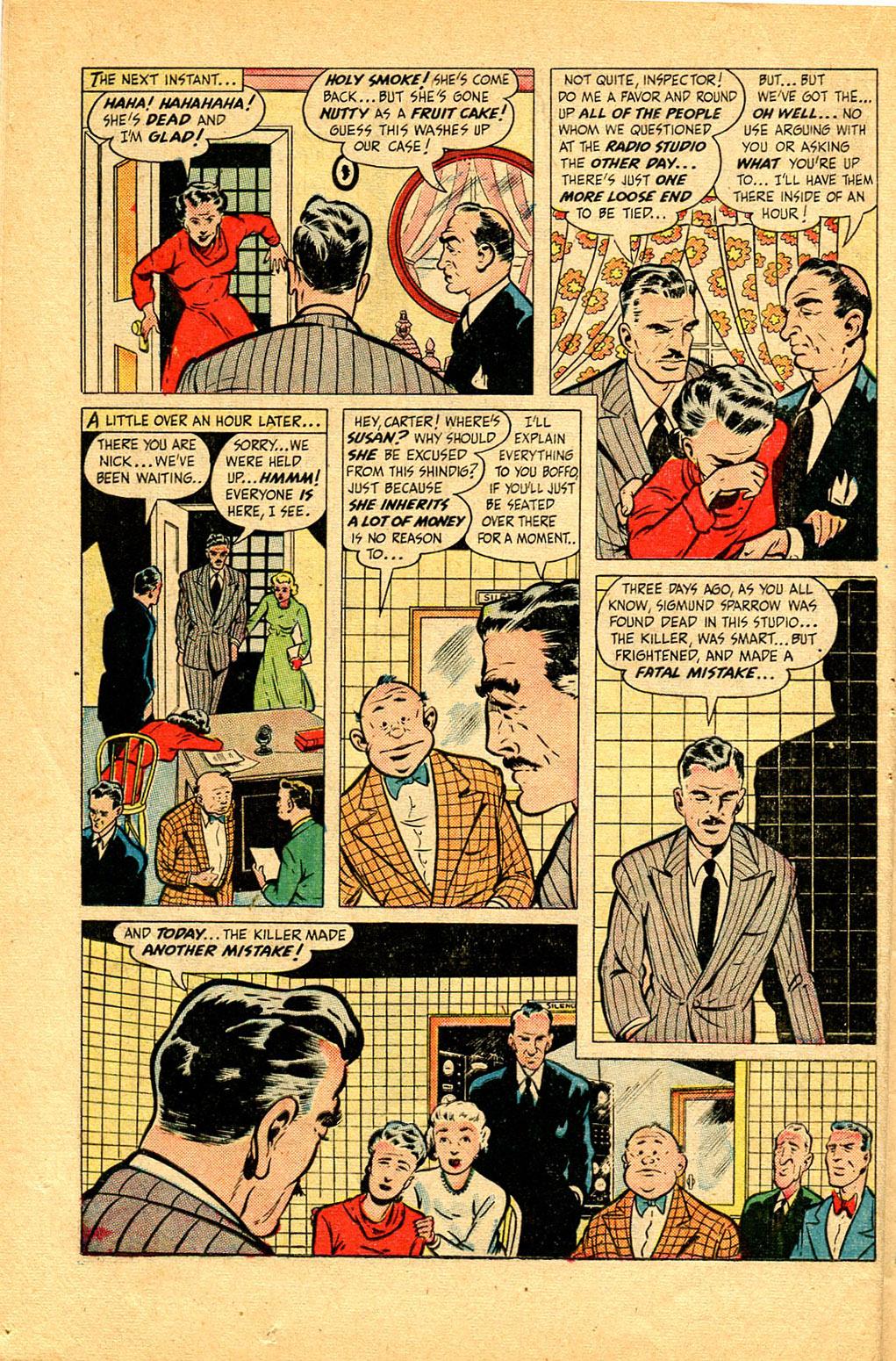 Read online Shadow Comics comic -  Issue #97 - 34