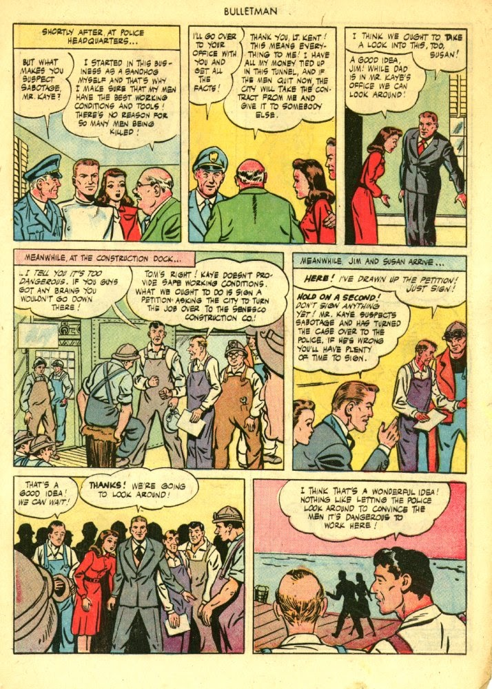 Bulletman issue 16 - Page 4