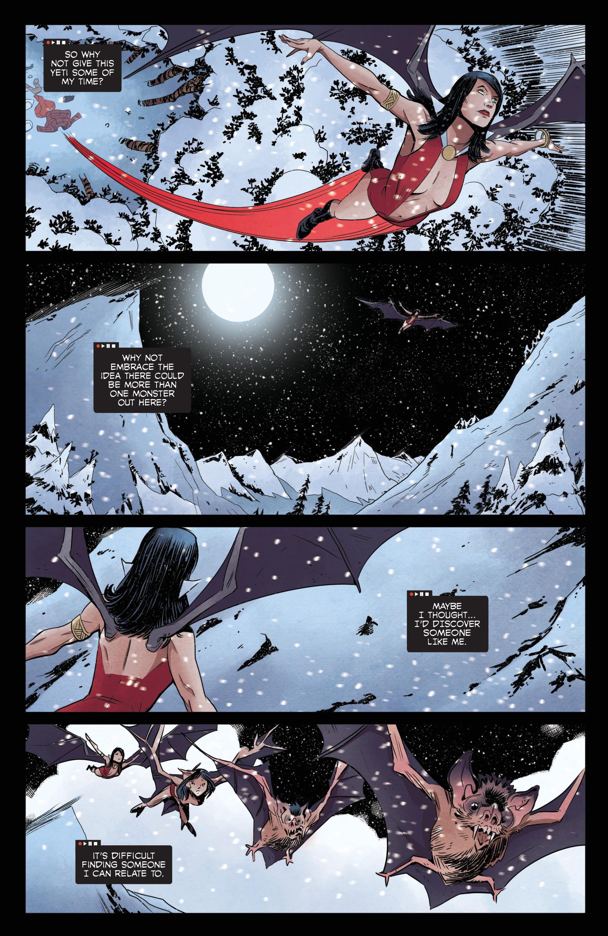 Vampirella/Red Sonja #1 #1 - English 22