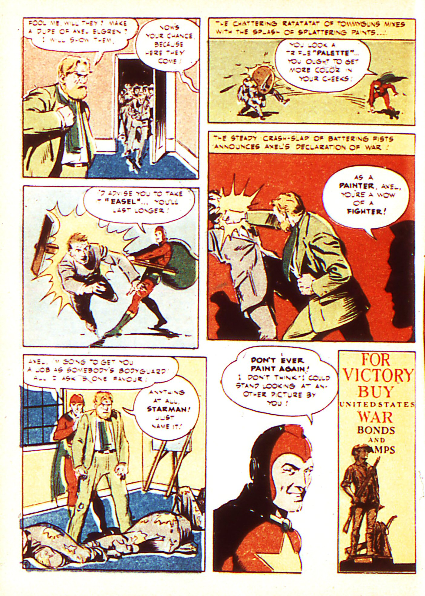 Read online Adventure Comics (1938) comic -  Issue #87 - 41
