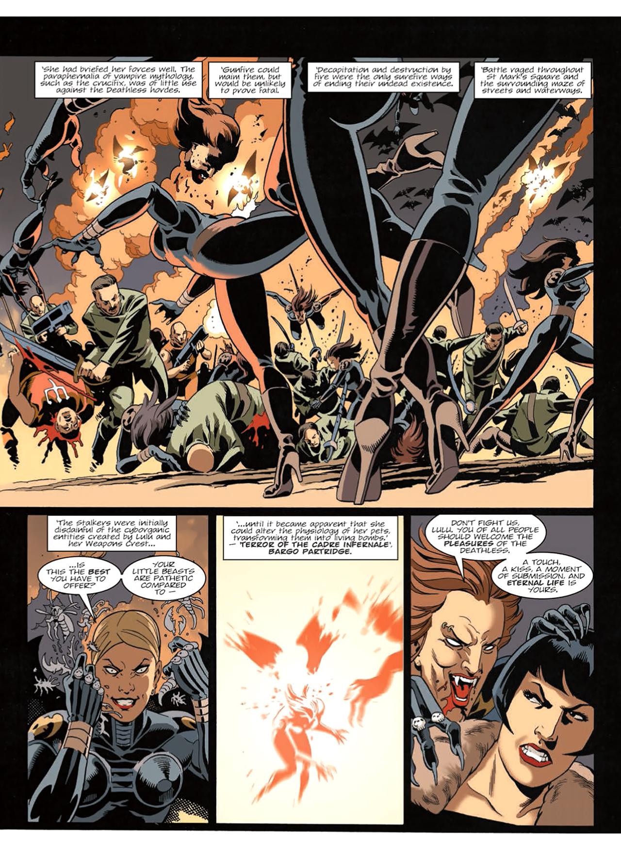 Read online Nikolai Dante comic -  Issue # TPB 9 - 173