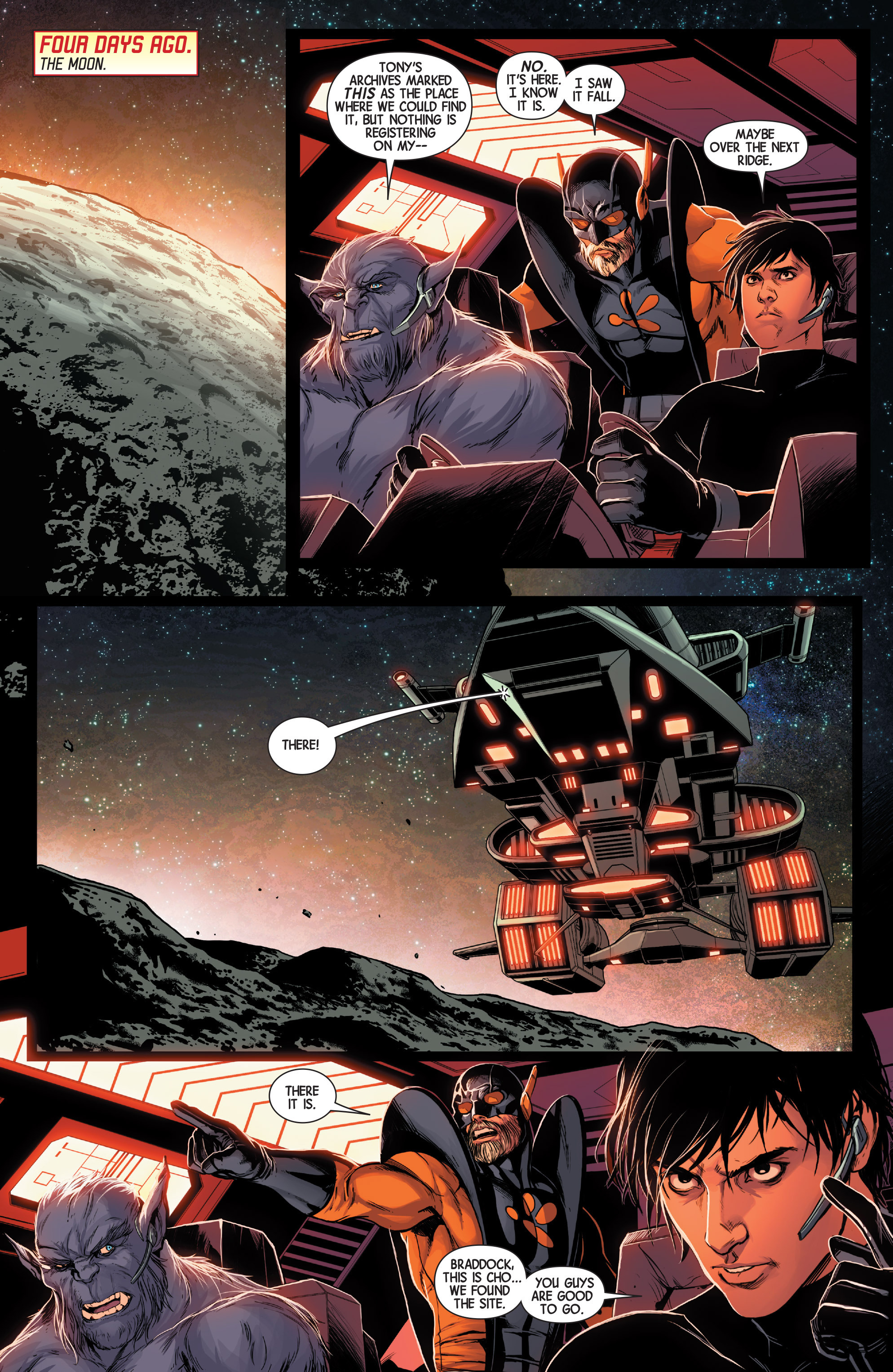 Read online Avengers (2013) comic -  Issue #42 - 5