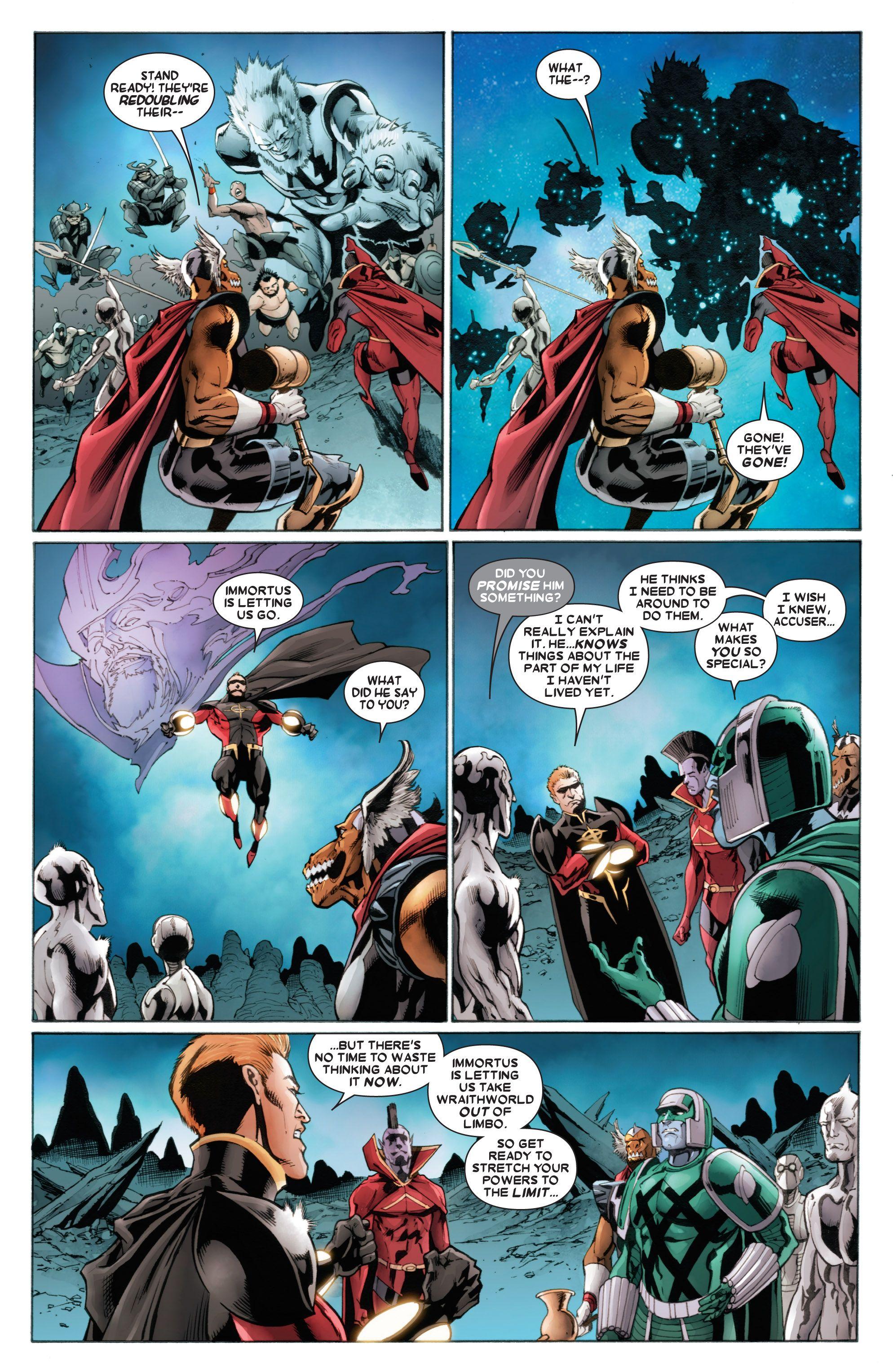 Read online Annihilators comic -  Issue #4 - 10