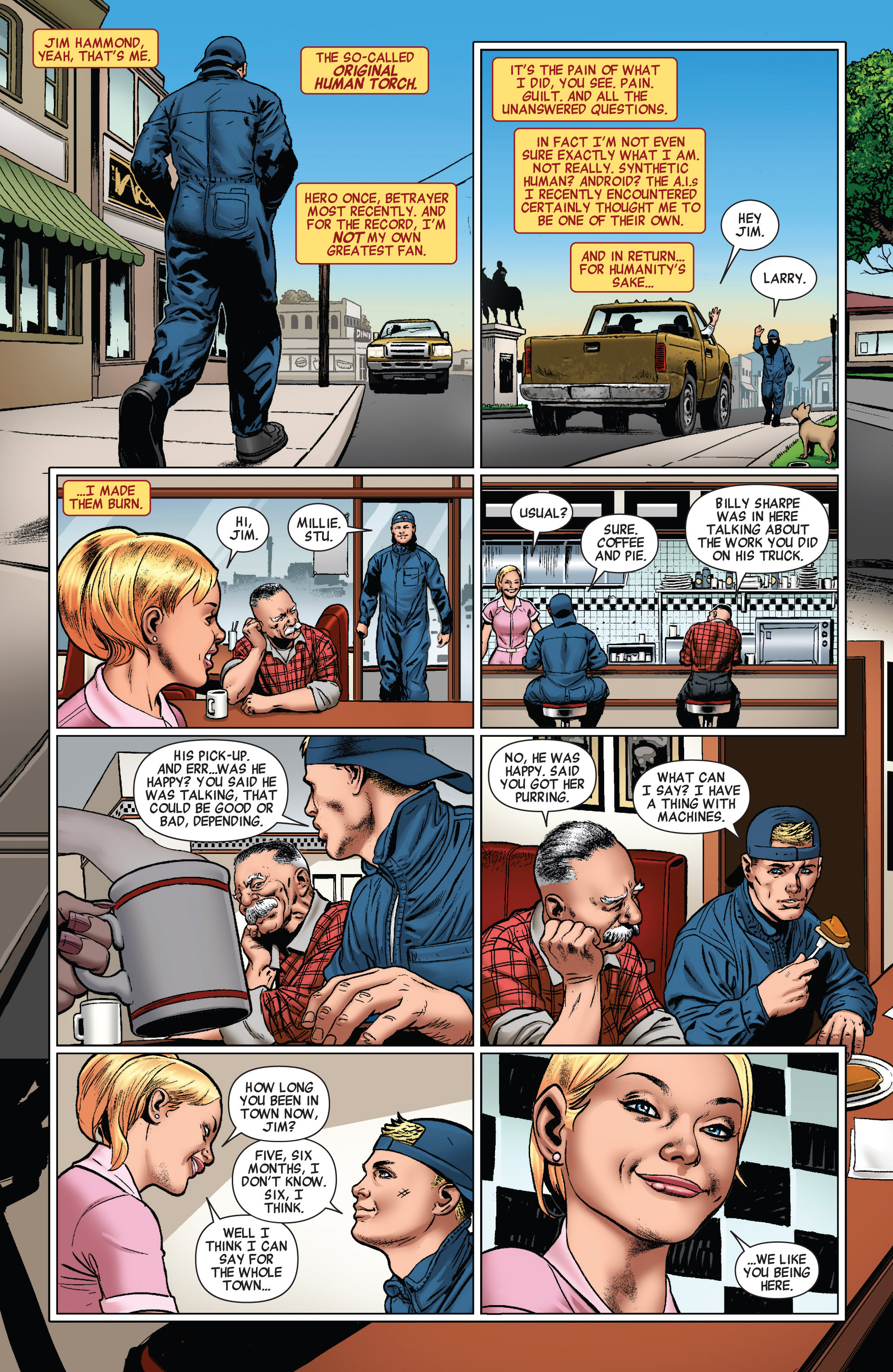 Read online Avengers (2013) comic -  Issue #27 - 31