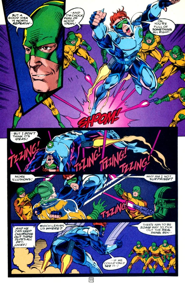 Read online Gunfire comic -  Issue #6 - 27