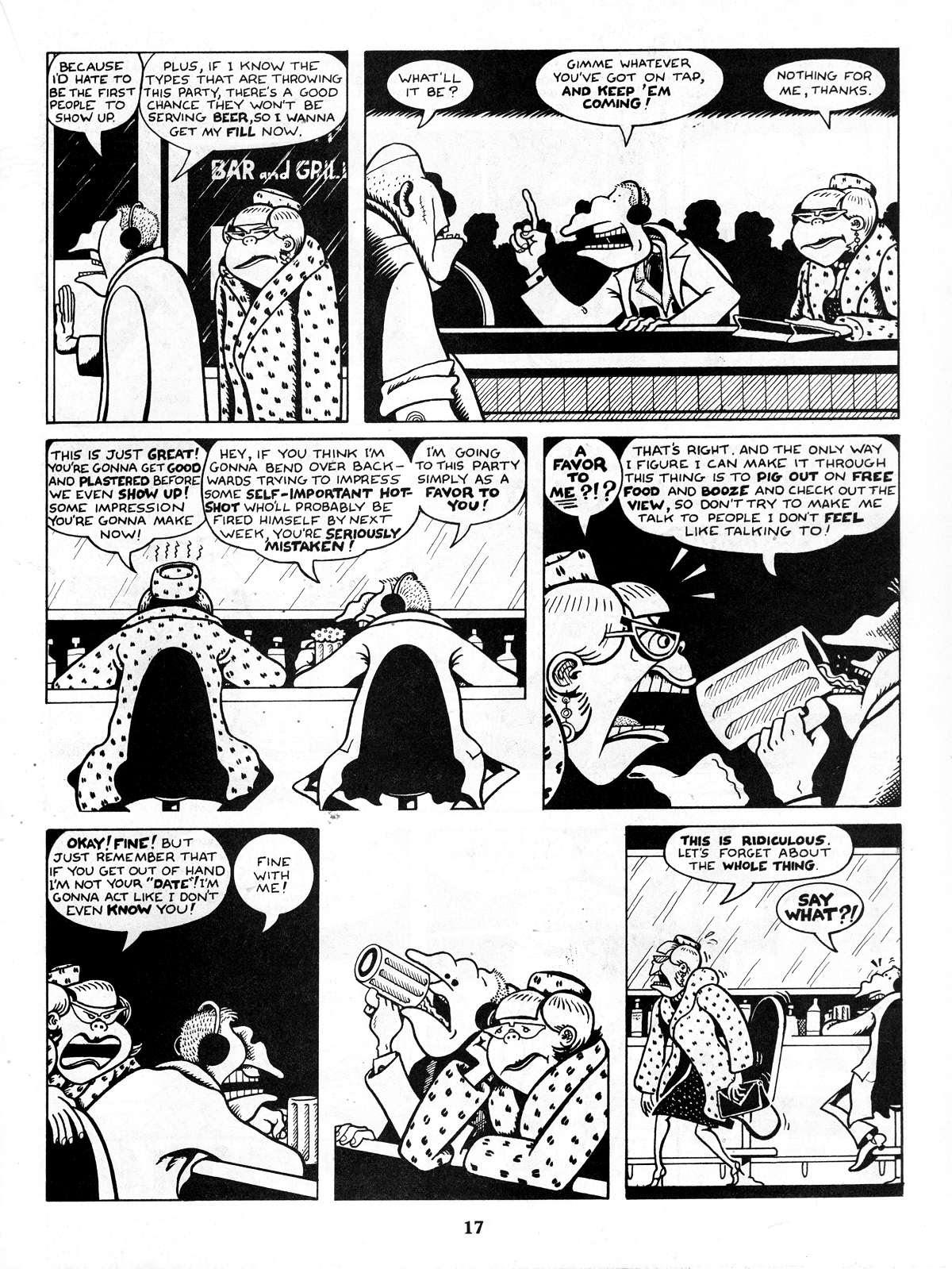 Read online Neat Stuff comic -  Issue #7 - 19