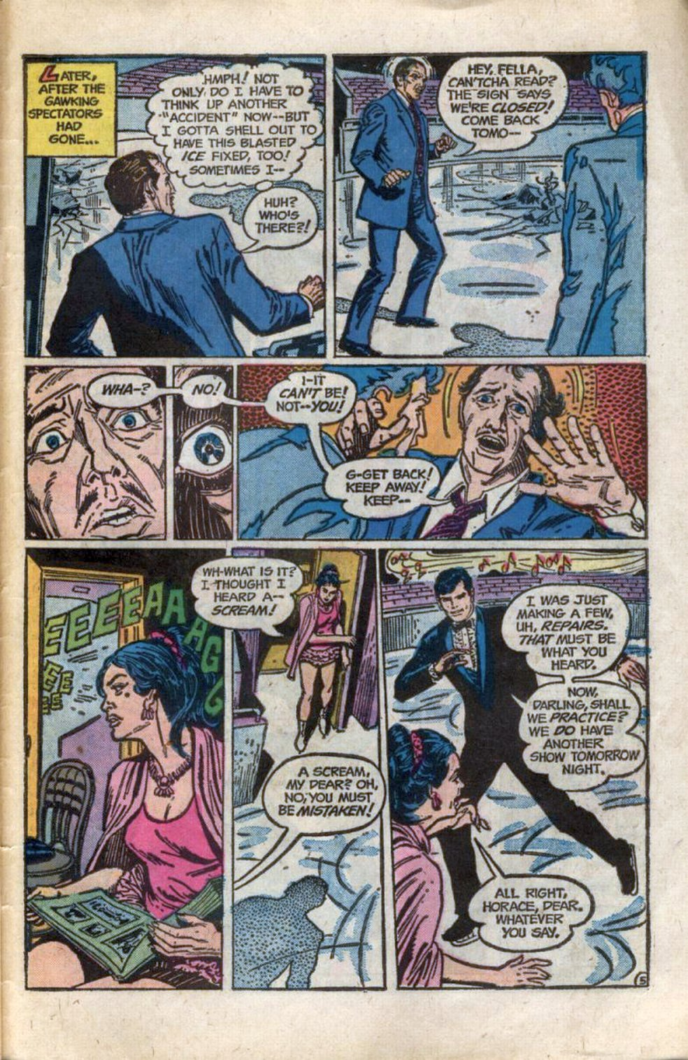 House of Secrets (1956) issue 126 - Page 31