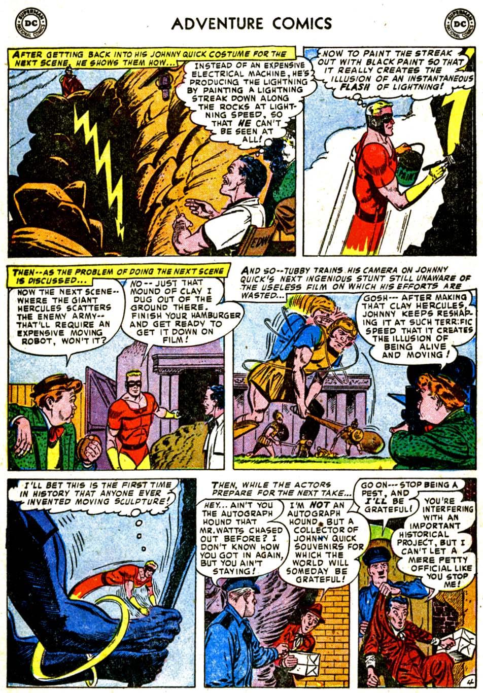 Read online Adventure Comics (1938) comic -  Issue #184 - 28