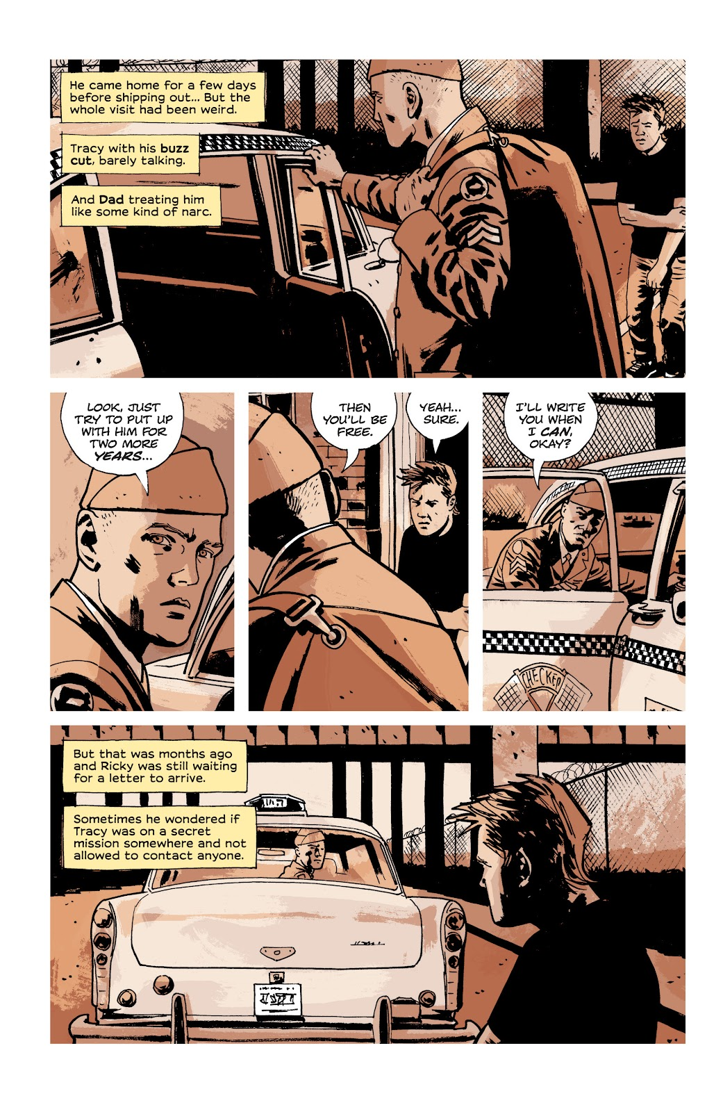Read online Criminal (2019) comic -  Issue #10 - 17