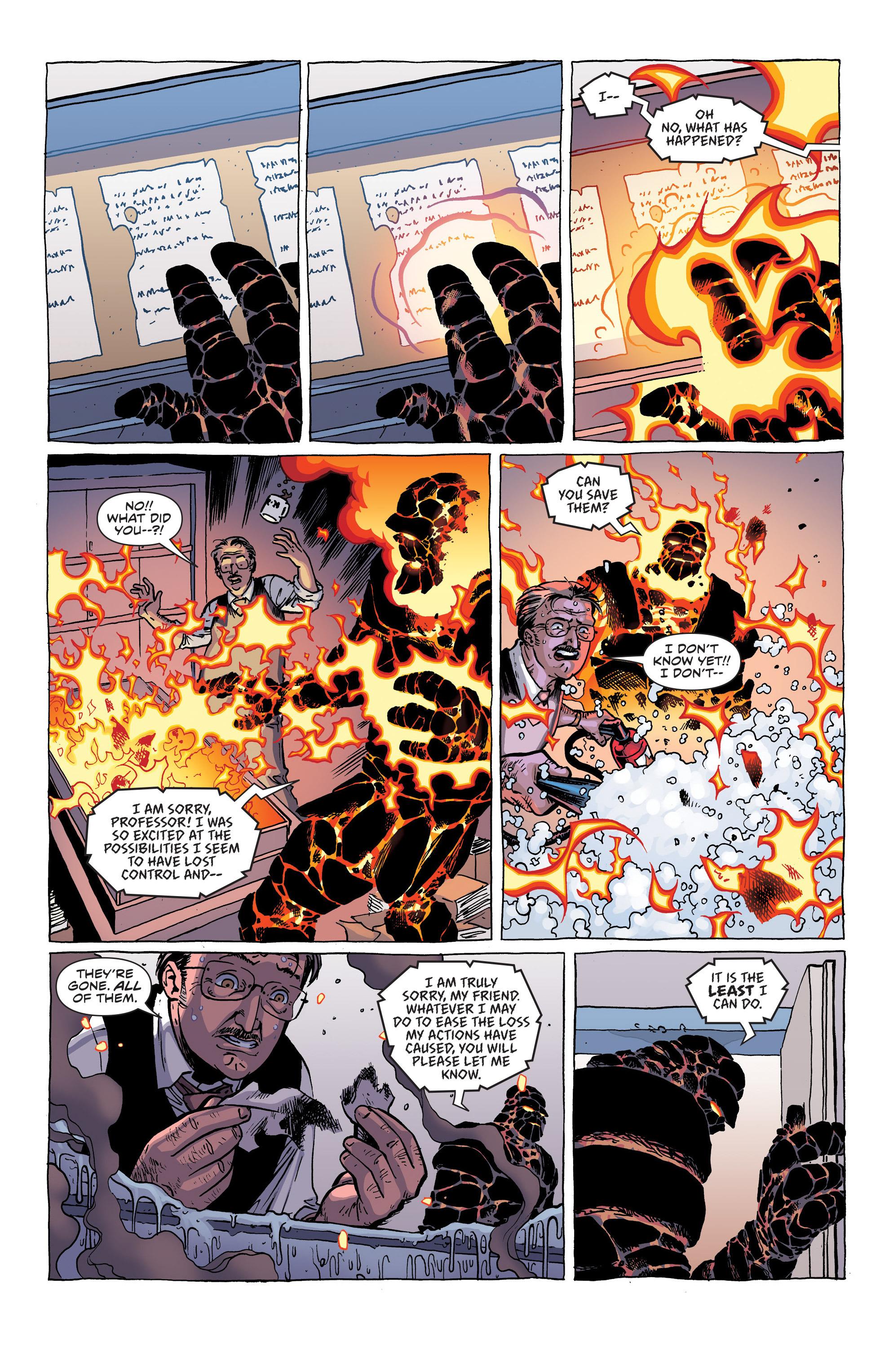 Read online Secret Identities comic -  Issue #1 - 22